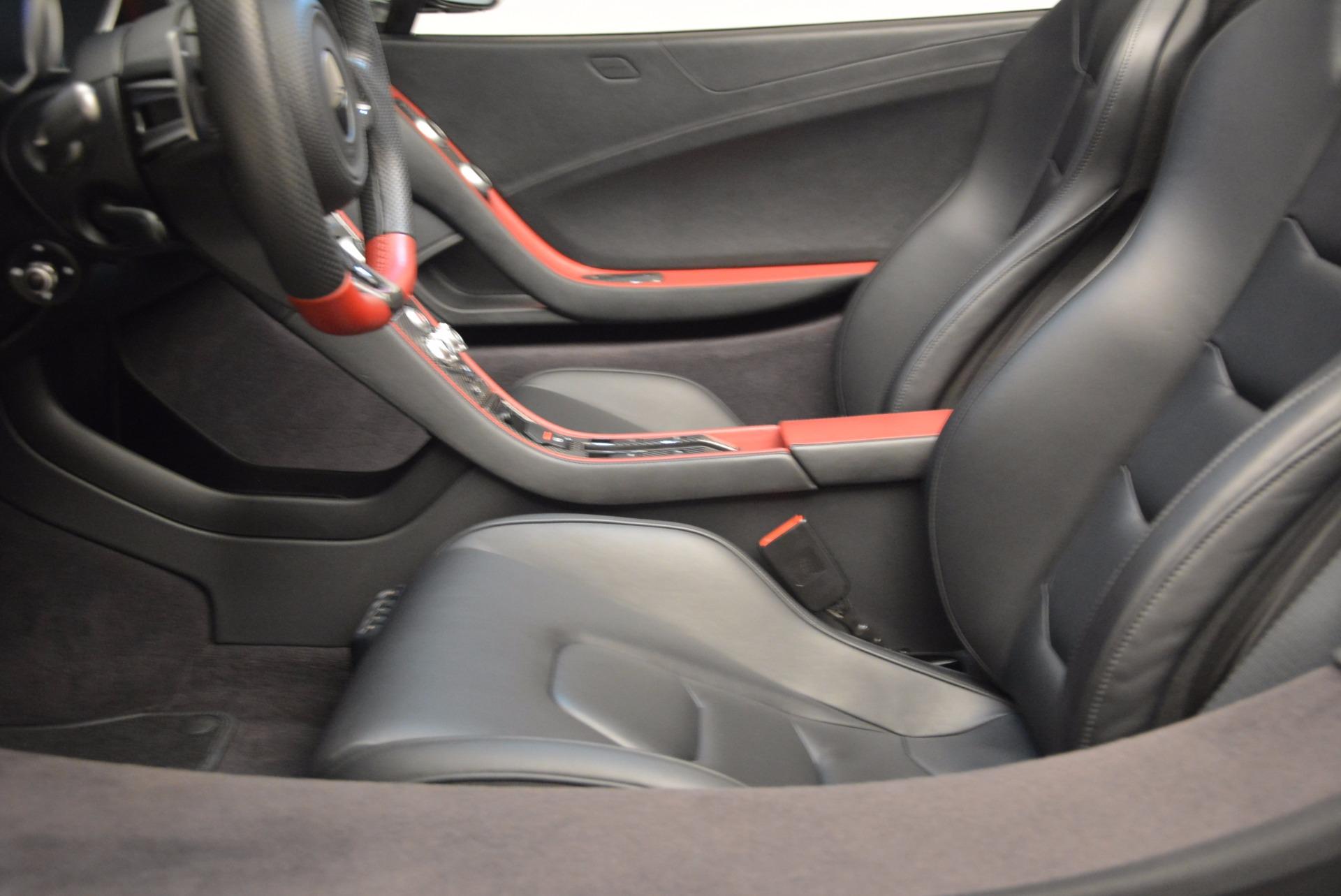 Used 2016 McLaren 650S Spider  For Sale In Westport, CT 1103_p22