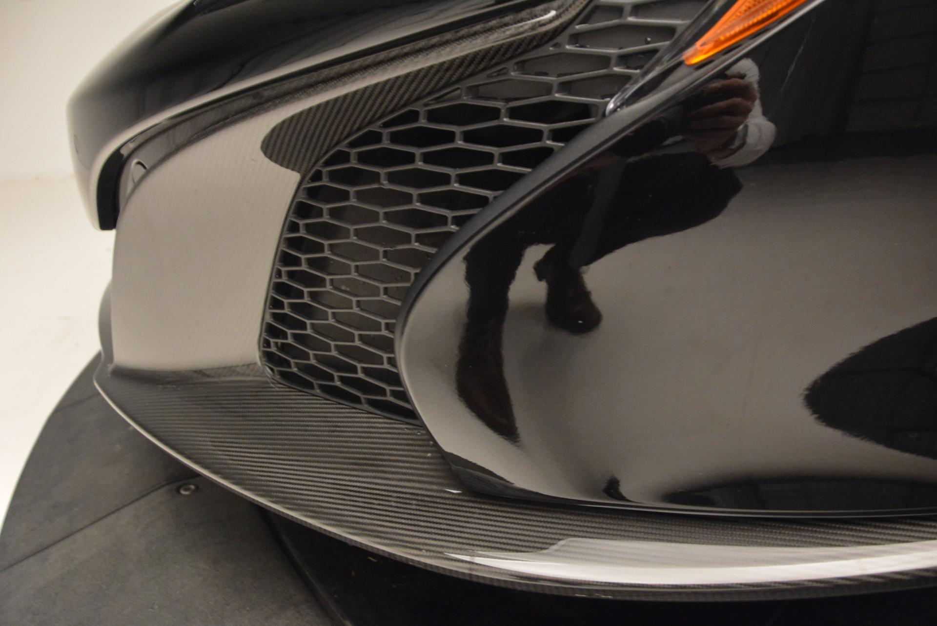 Used 2016 McLaren 650S Spider  For Sale In Westport, CT 1103_p28