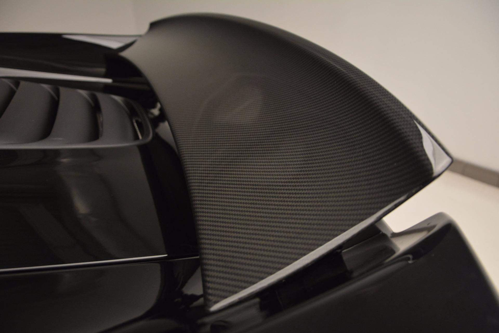 Used 2016 McLaren 650S Spider  For Sale In Westport, CT 1103_p32