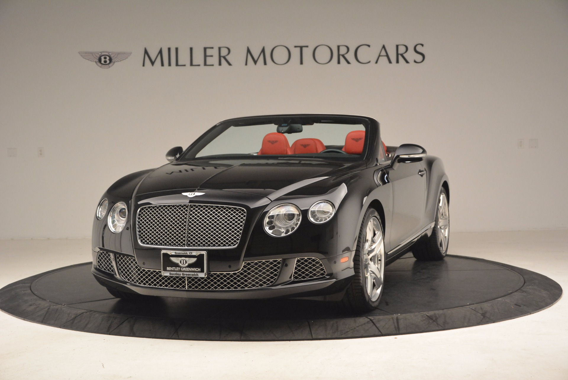 Used 2012 Bentley Continental GT W12 Convertible For Sale In Westport, CT 1104_main