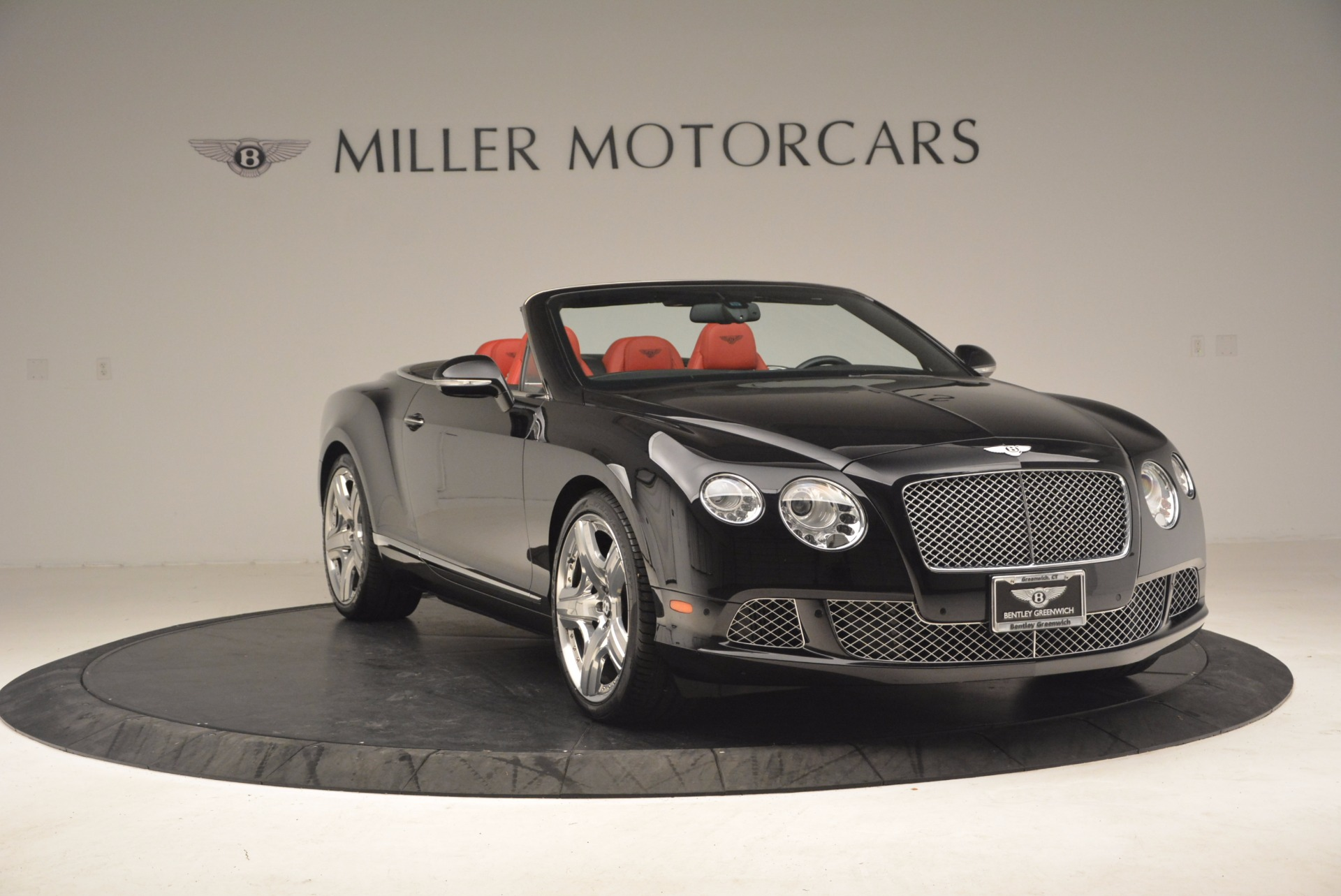 Used 2012 Bentley Continental GT W12 Convertible For Sale In Westport, CT 1104_p11