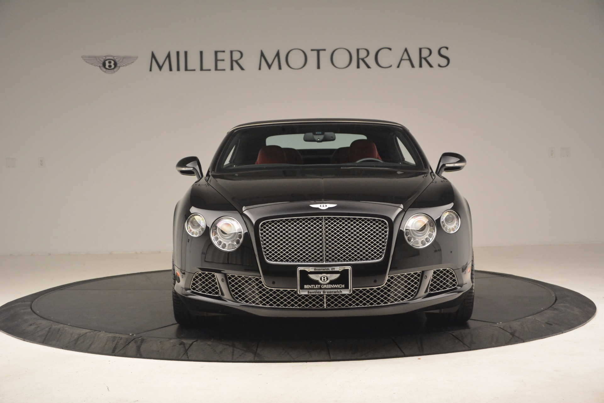 Used 2012 Bentley Continental GT W12 Convertible For Sale In Westport, CT 1104_p13