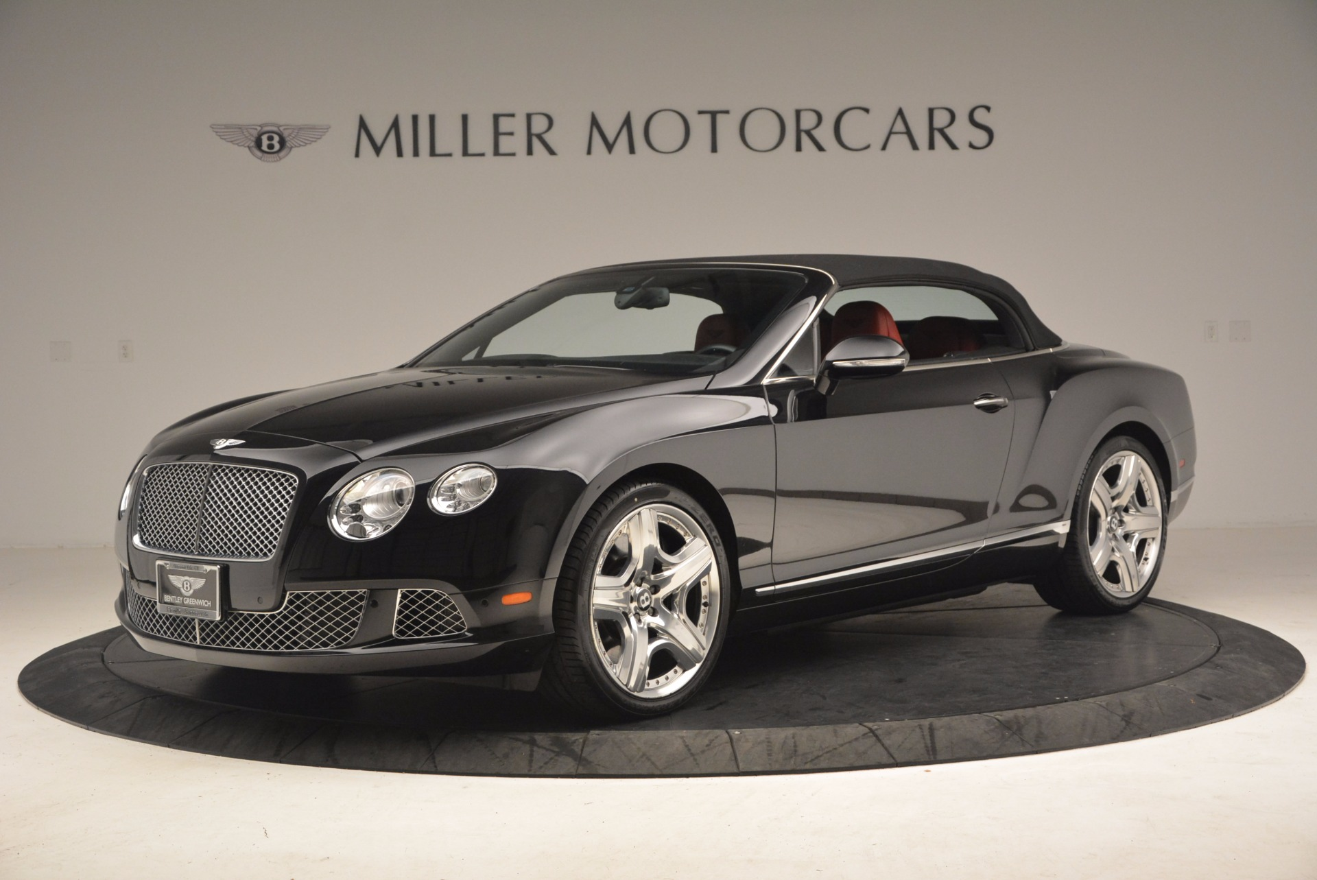 Used 2012 Bentley Continental GT W12 Convertible For Sale In Westport, CT 1104_p15
