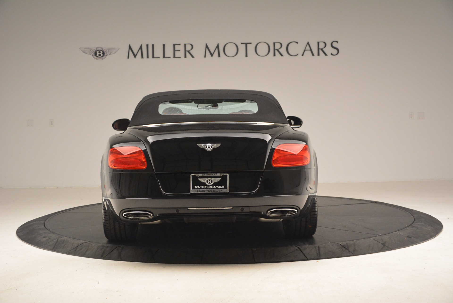 Used 2012 Bentley Continental GT W12 Convertible For Sale In Westport, CT 1104_p19