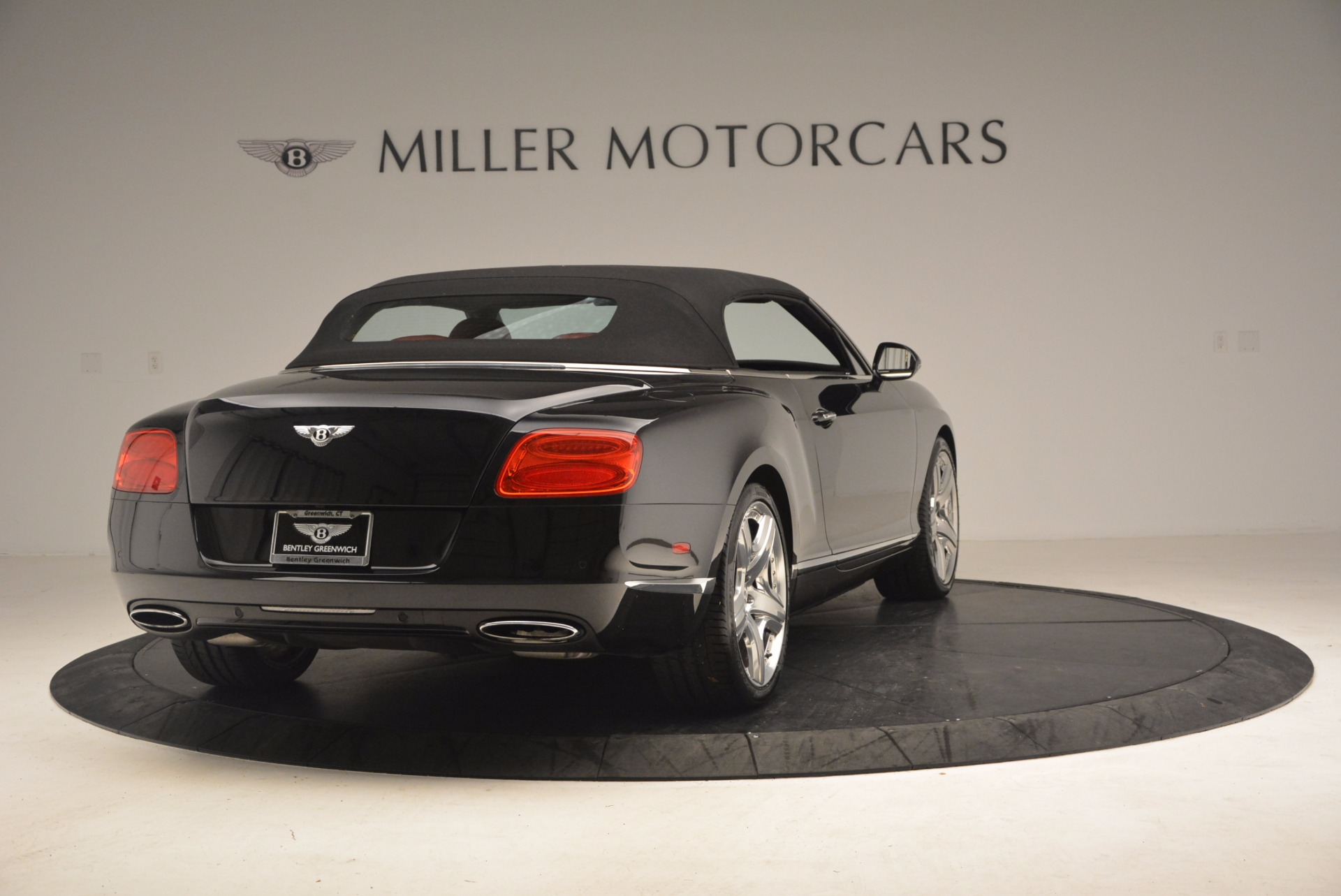 Used 2012 Bentley Continental GT W12 Convertible For Sale In Westport, CT 1104_p20