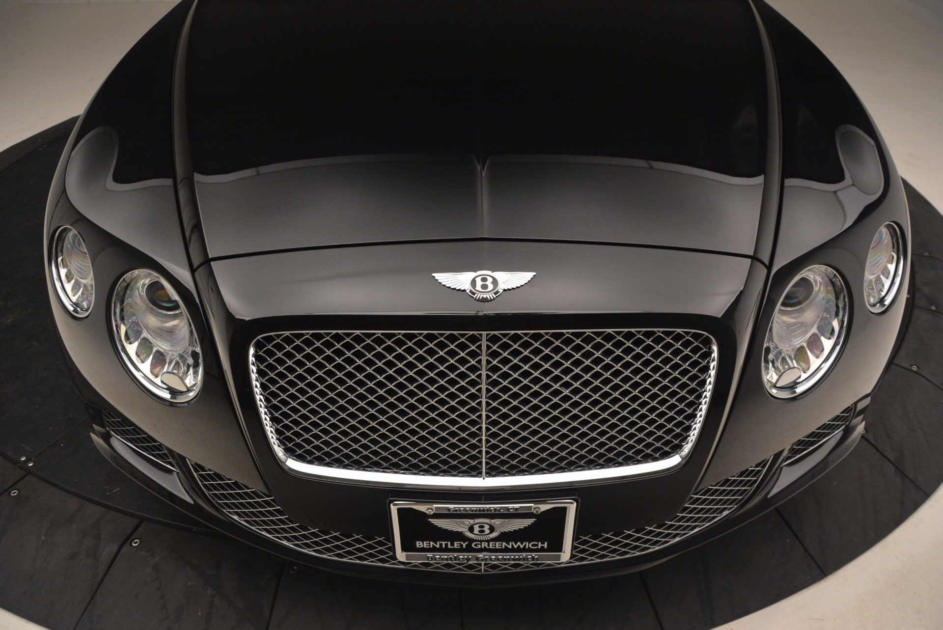 Used 2012 Bentley Continental GT W12 Convertible For Sale In Westport, CT 1104_p25