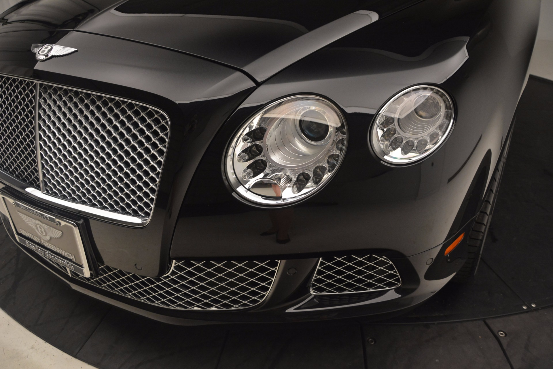 Used 2012 Bentley Continental GT W12 Convertible For Sale In Westport, CT 1104_p27