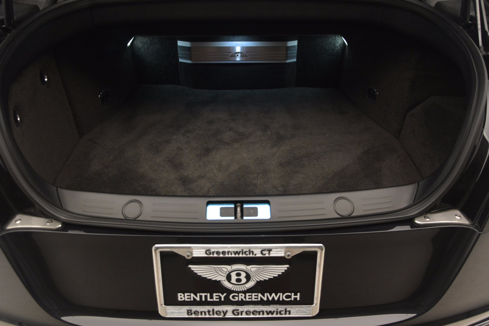 Used 2012 Bentley Continental GT W12 Convertible For Sale In Westport, CT 1104_p51