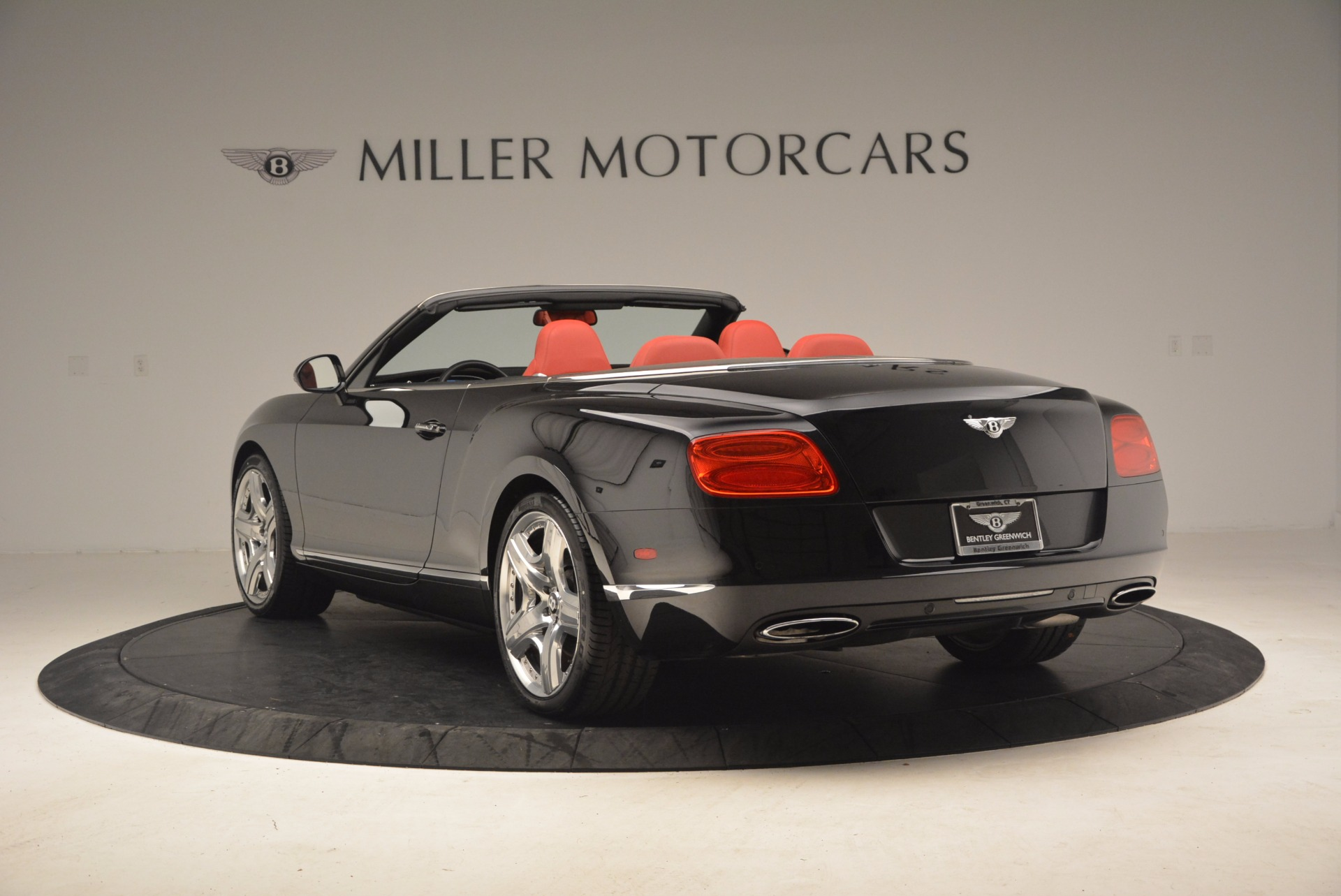Used 2012 Bentley Continental GT W12 Convertible For Sale In Westport, CT 1104_p5