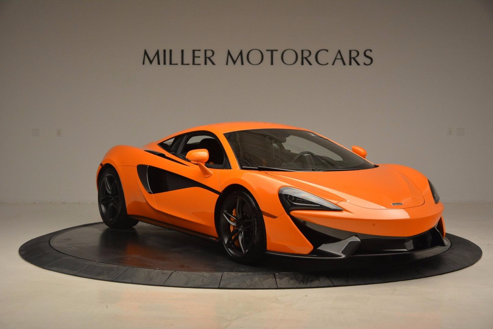 New 2017 McLaren 570S  For Sale In Westport, CT 1105_p11