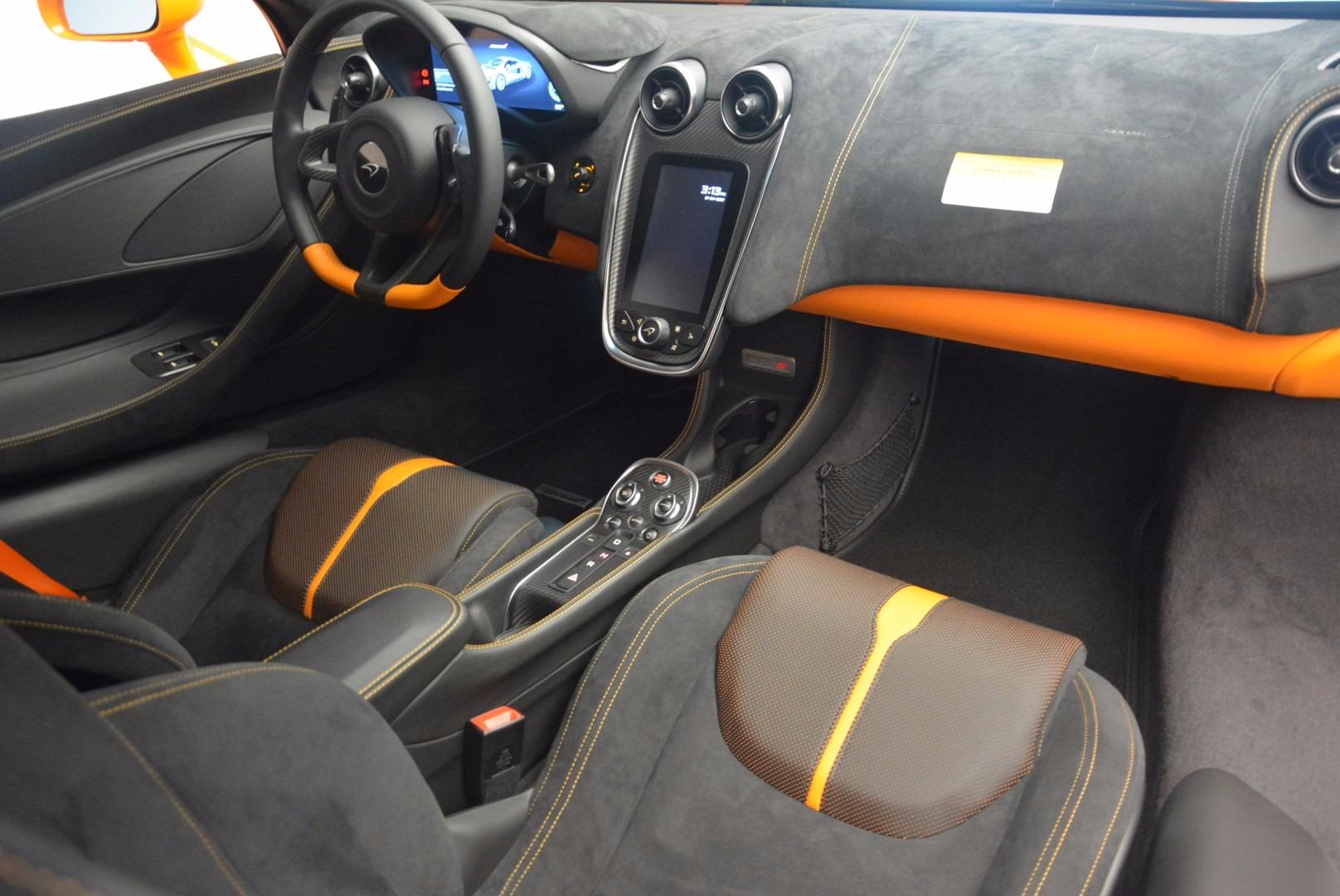 New 2017 McLaren 570S  For Sale In Westport, CT 1105_p18