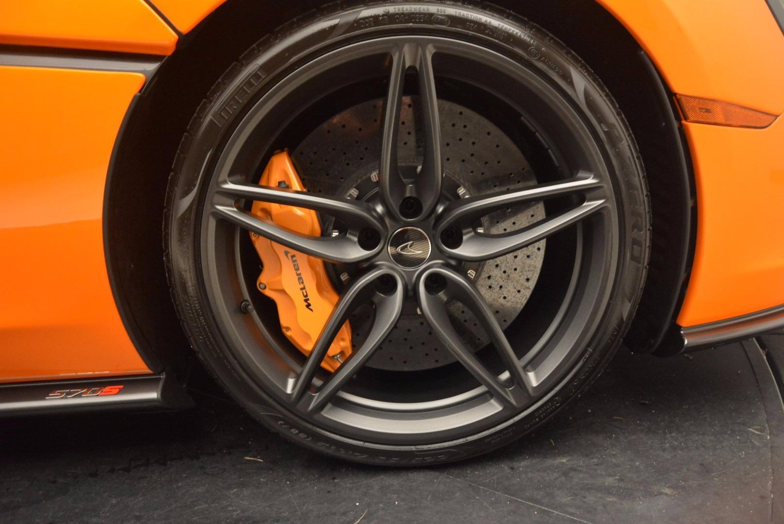 New 2017 McLaren 570S  For Sale In Westport, CT 1105_p21
