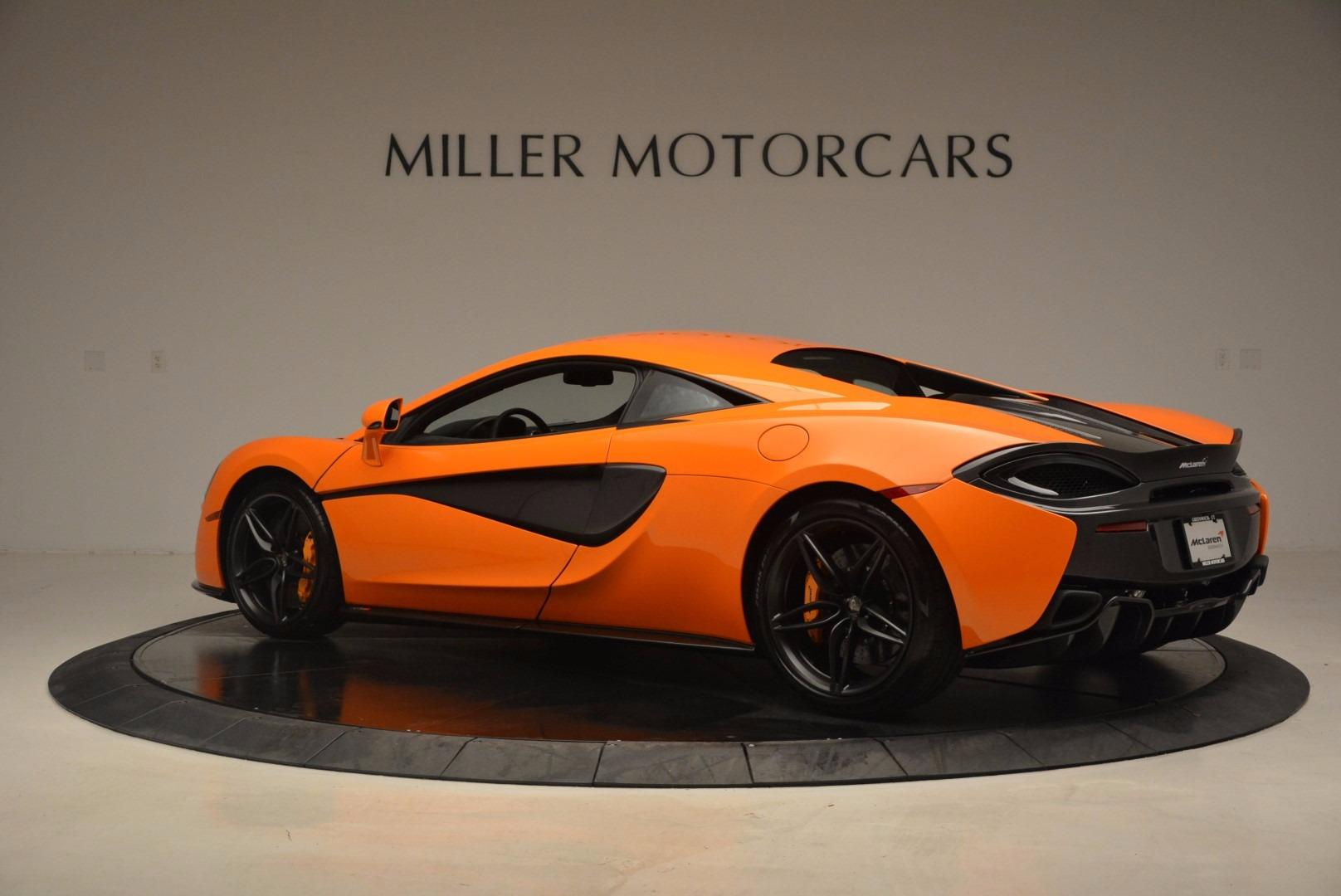 New 2017 McLaren 570S  For Sale In Westport, CT 1105_p4
