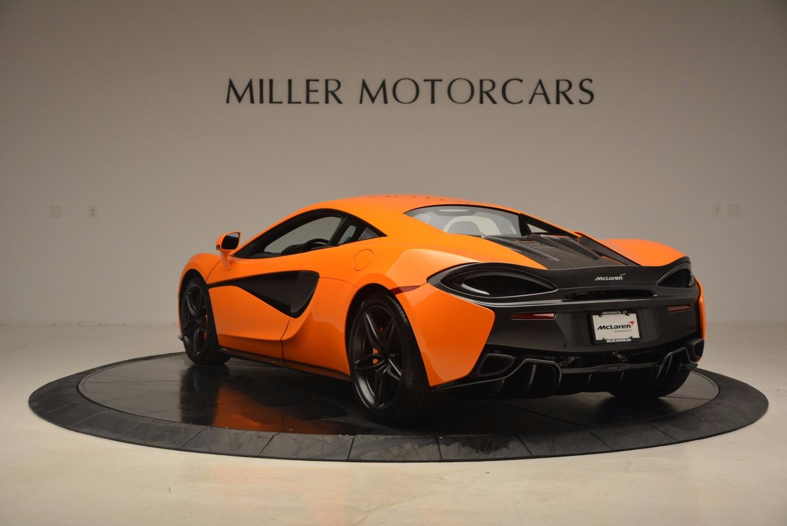 New 2017 McLaren 570S  For Sale In Westport, CT 1105_p5