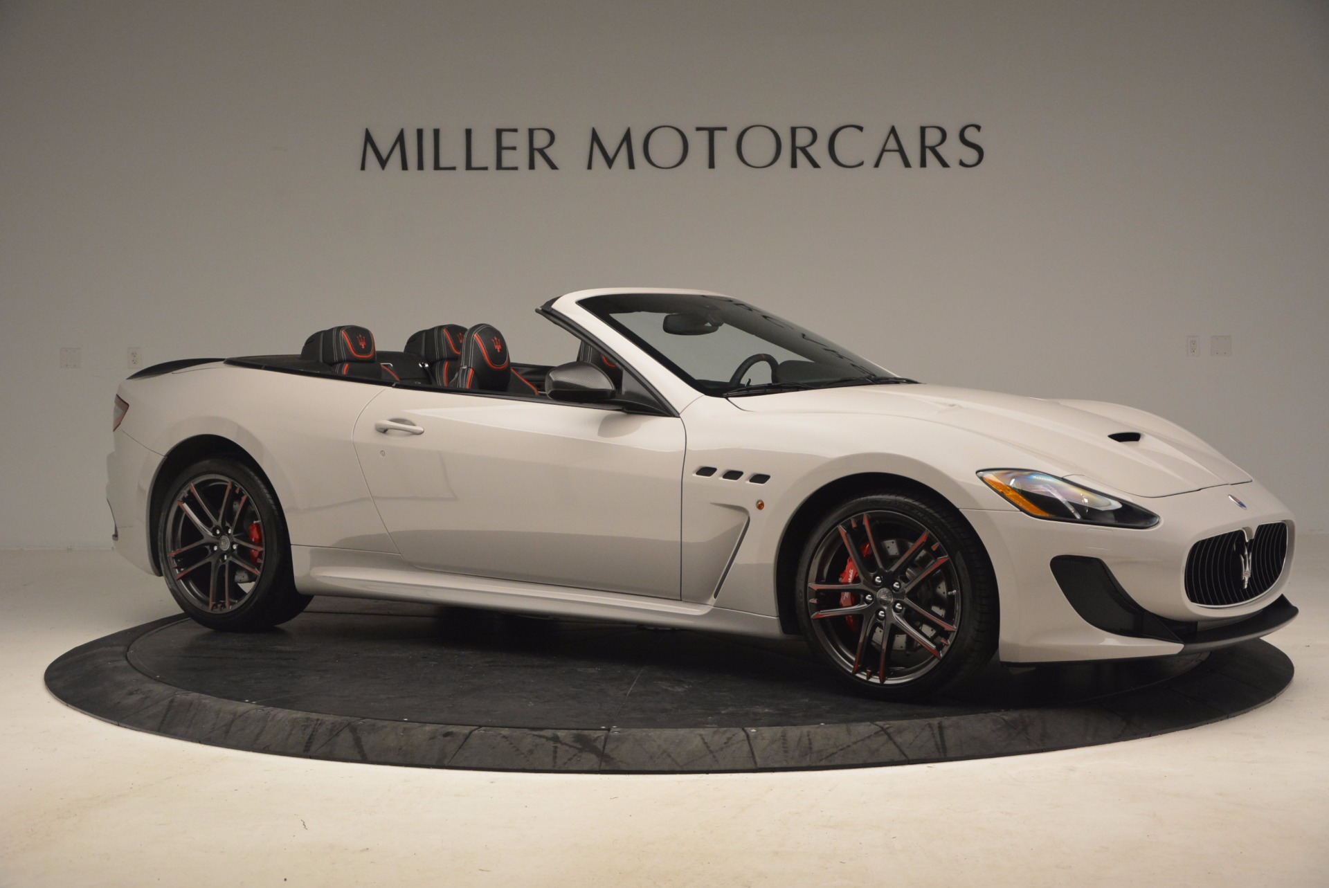 Used 2015 Maserati GranTurismo MC Centennial For Sale In Westport, CT 1107_p10