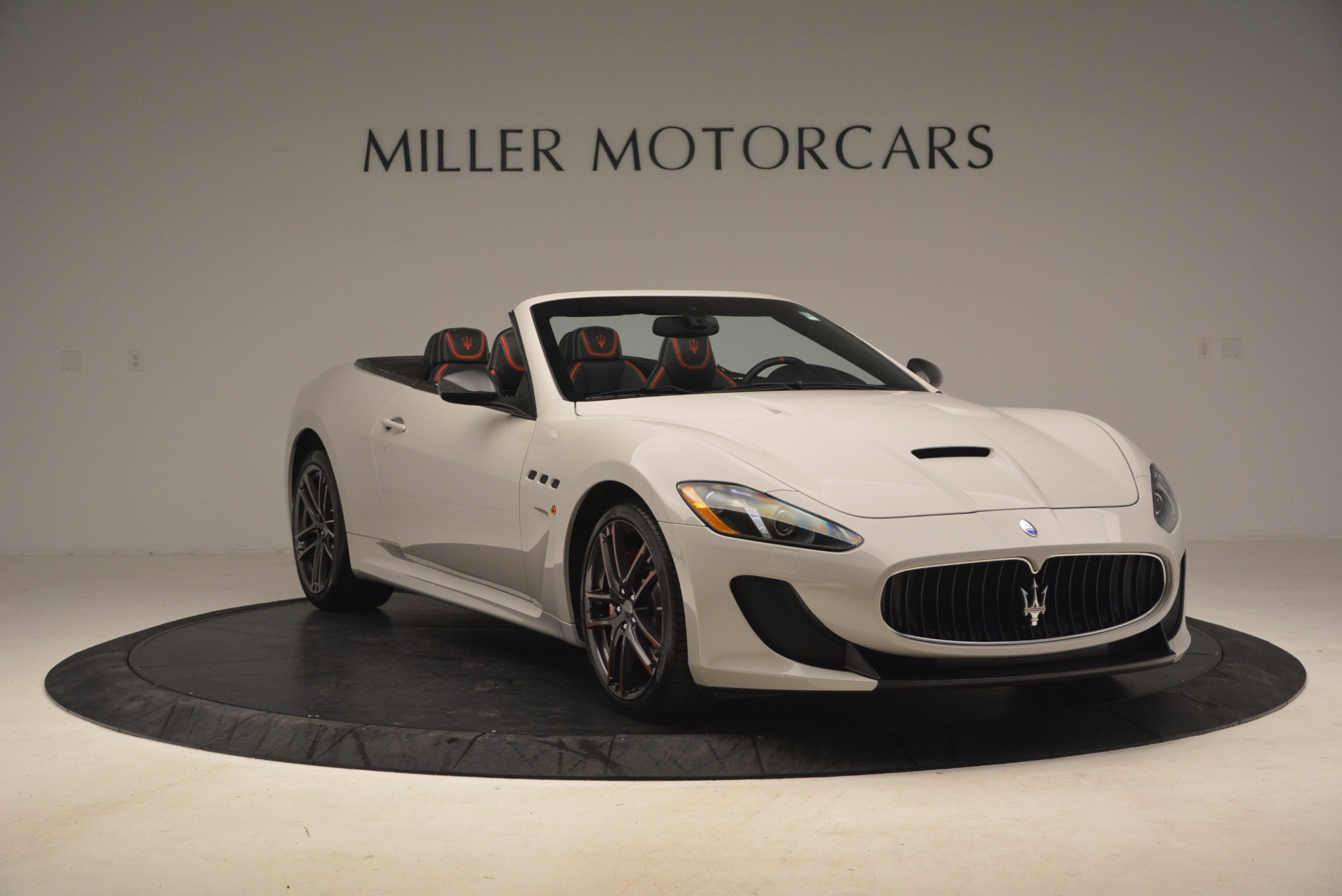 Used 2015 Maserati GranTurismo MC Centennial For Sale In Westport, CT 1107_p11