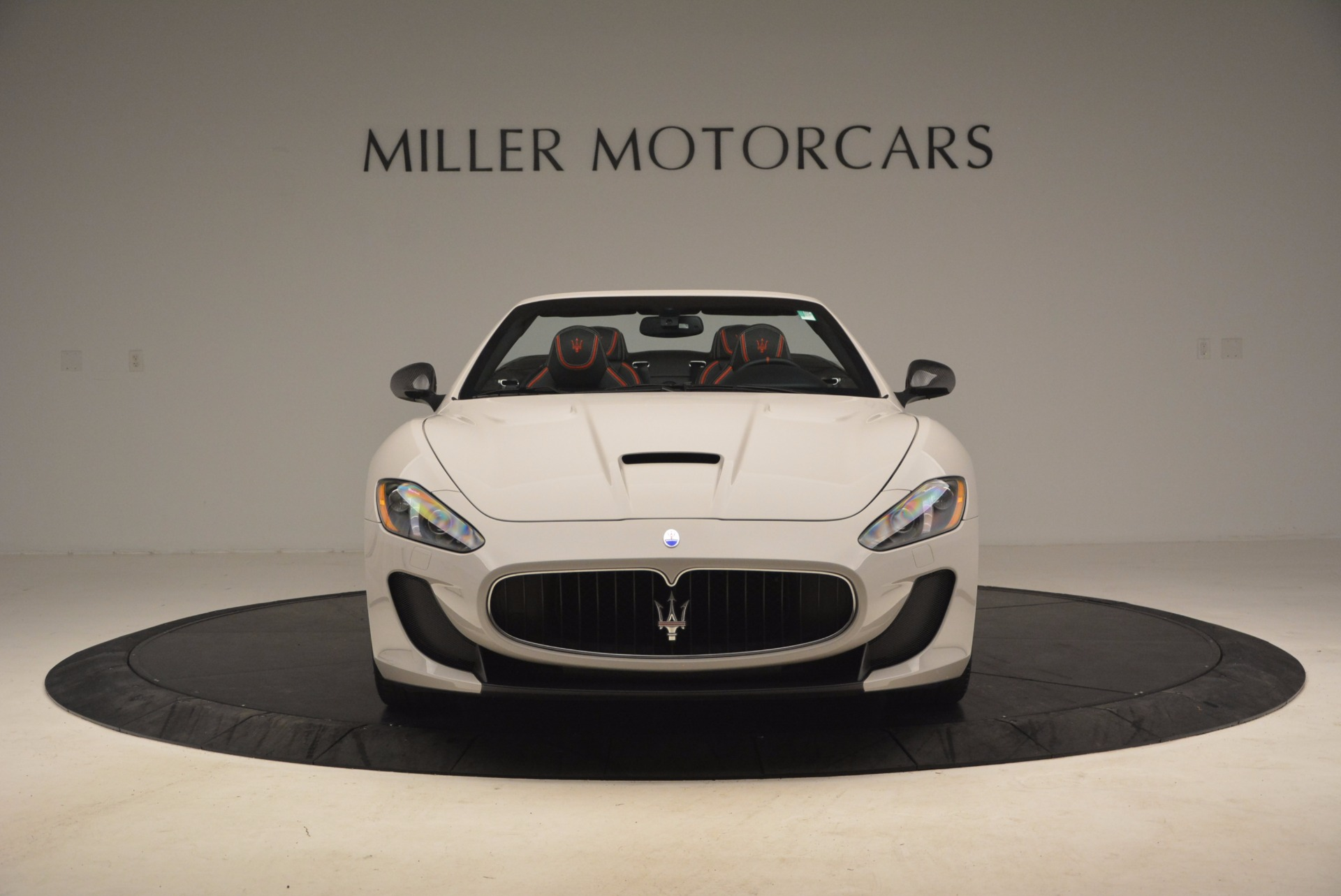 Used 2015 Maserati GranTurismo MC Centennial For Sale In Westport, CT 1107_p12