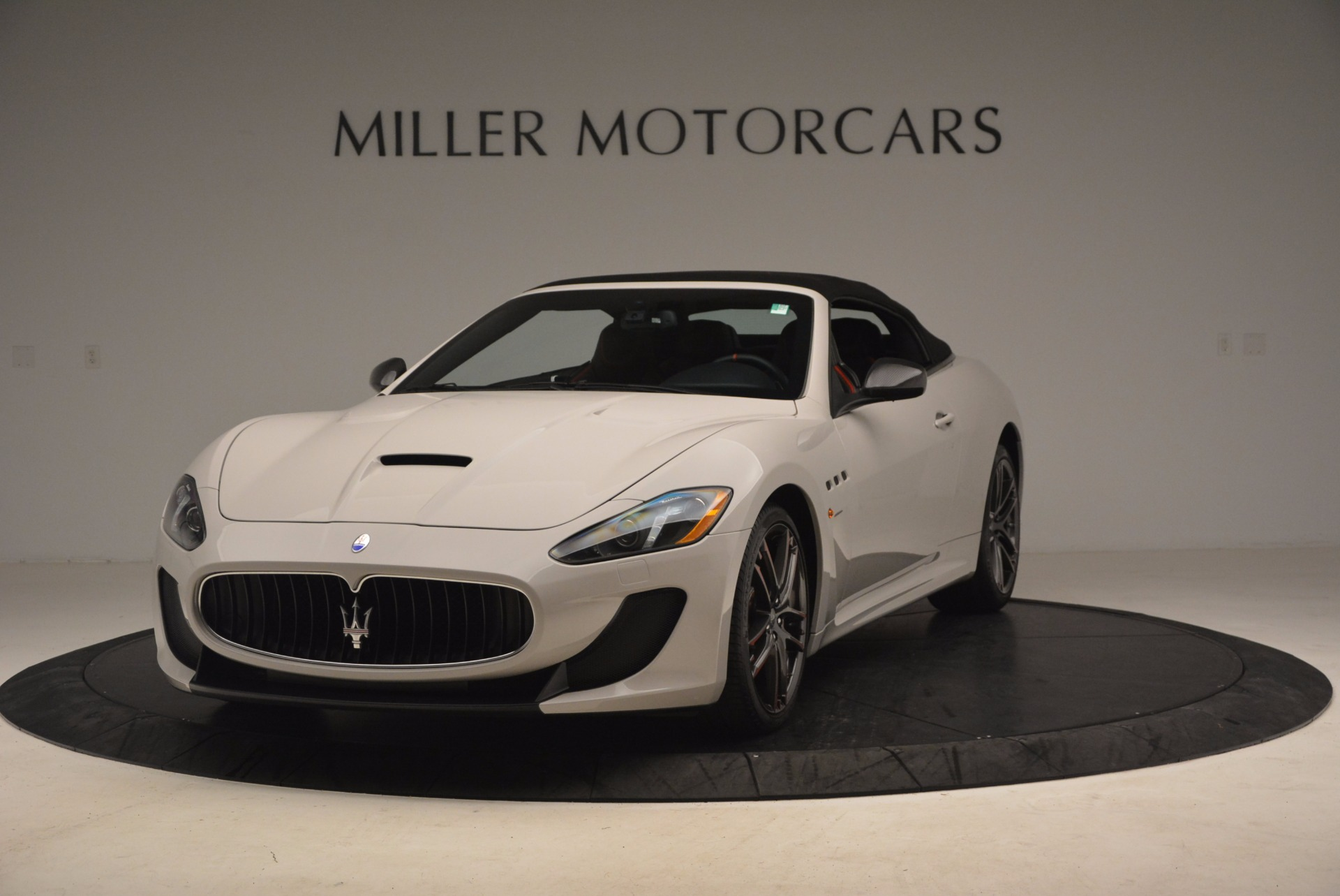 Used 2015 Maserati GranTurismo MC Centennial For Sale In Westport, CT 1107_p13
