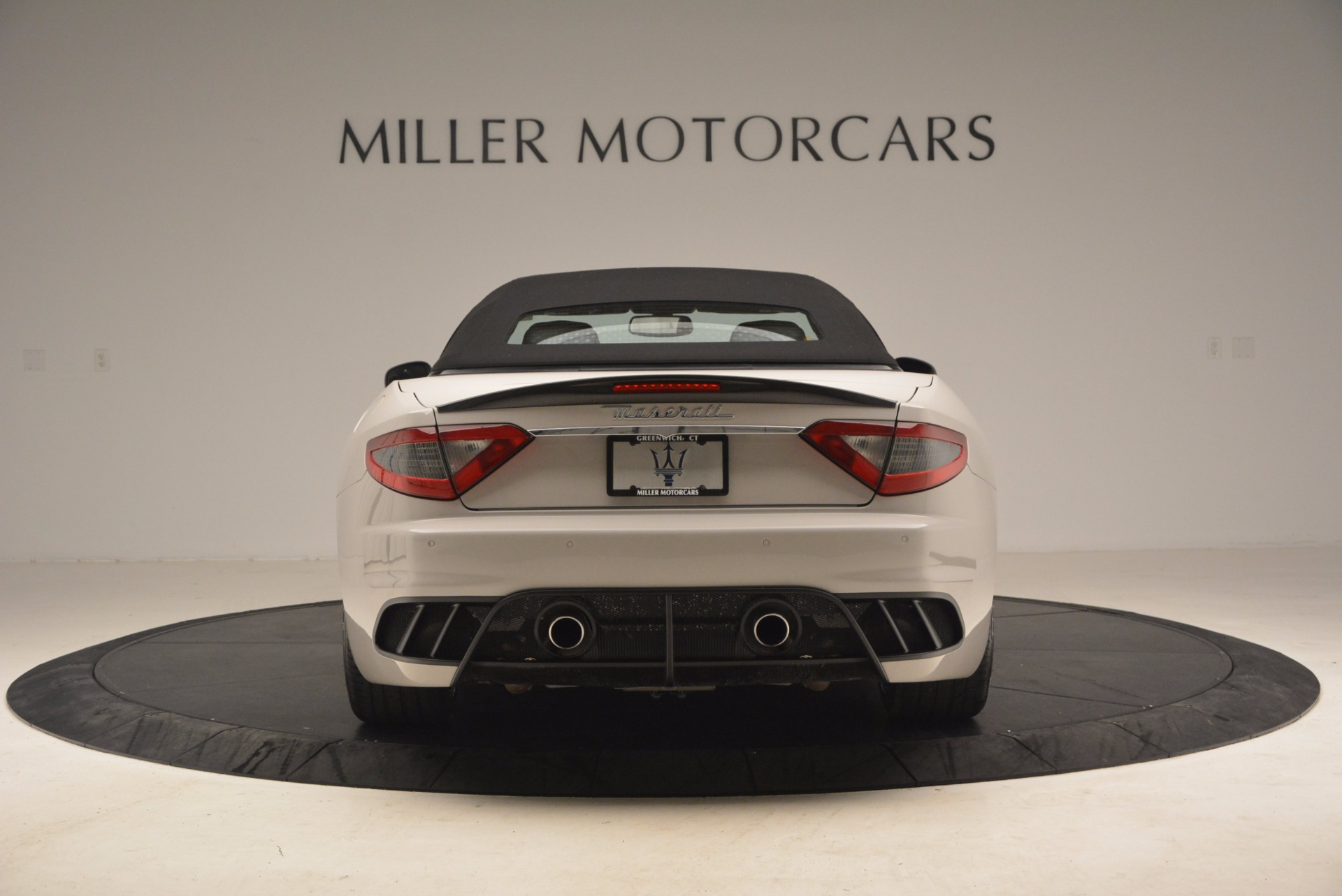 Used 2015 Maserati GranTurismo MC Centennial For Sale In Westport, CT 1107_p18