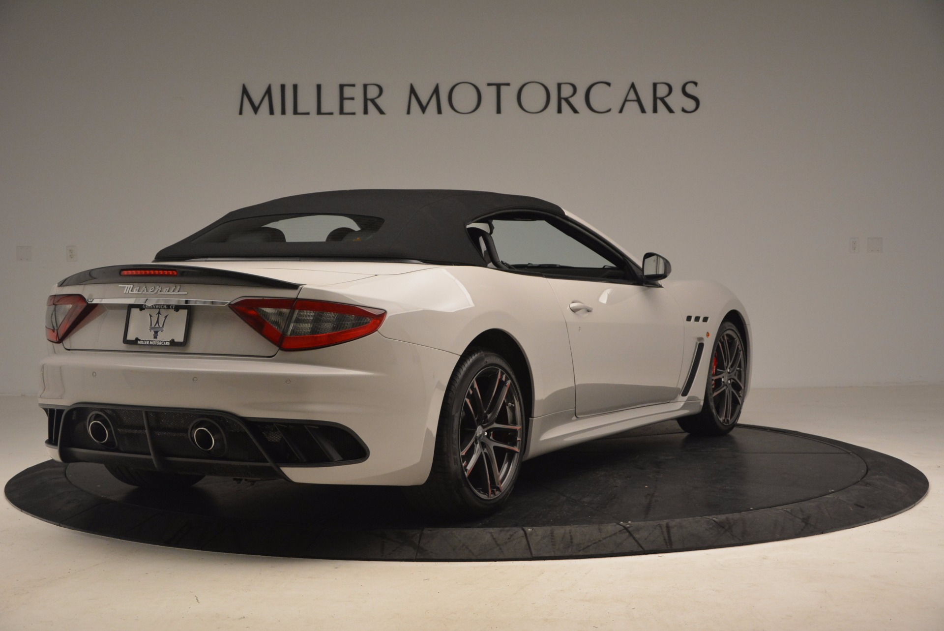 Used 2015 Maserati GranTurismo MC Centennial For Sale In Westport, CT 1107_p19