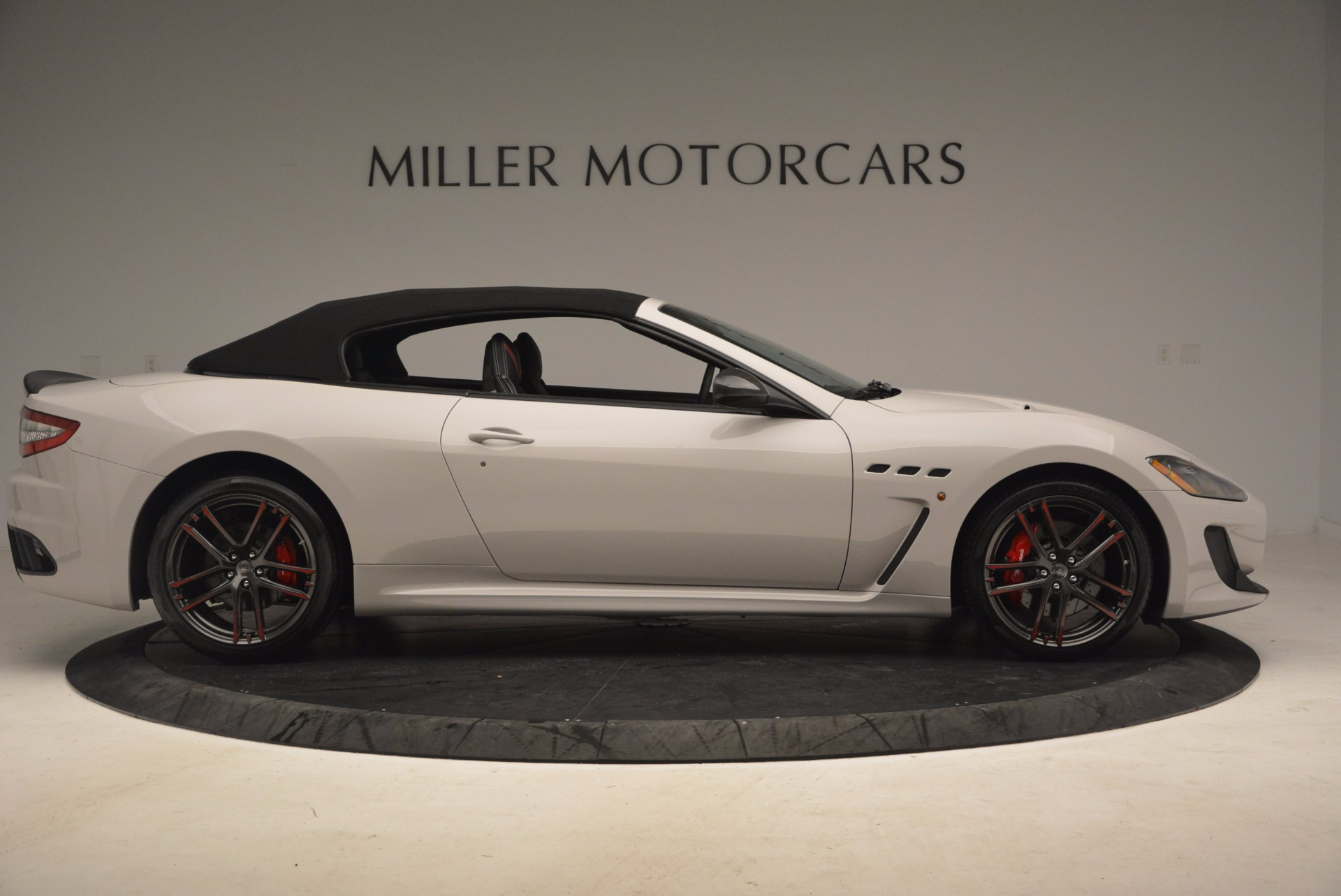 Used 2015 Maserati GranTurismo MC Centennial For Sale In Westport, CT 1107_p21