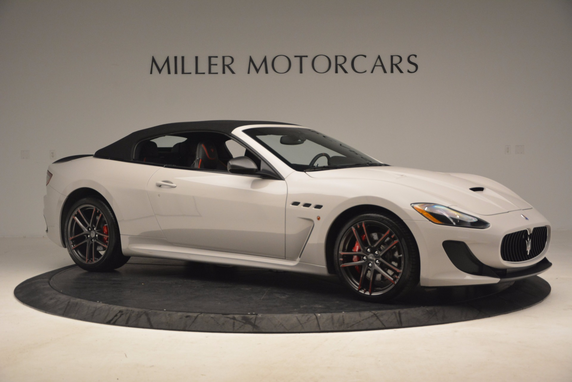 Used 2015 Maserati GranTurismo MC Centennial For Sale In Westport, CT 1107_p22