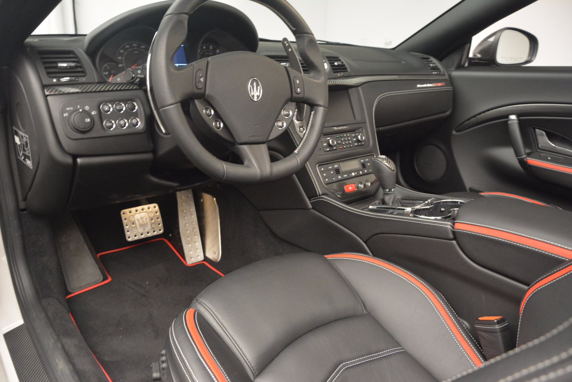 Used 2015 Maserati GranTurismo MC Centennial For Sale In Westport, CT 1107_p26