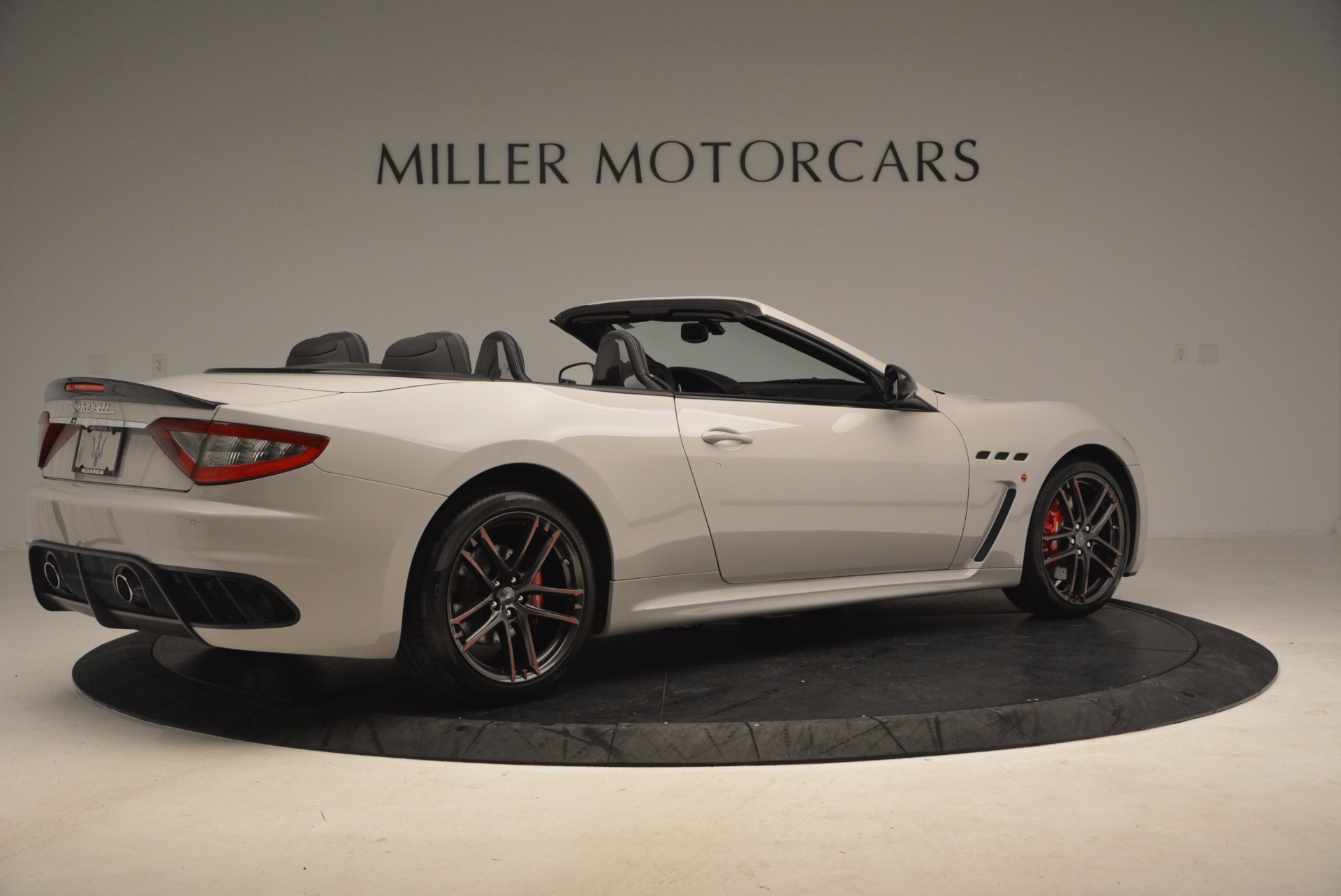 Used 2015 Maserati GranTurismo MC Centennial For Sale In Westport, CT 1107_p8