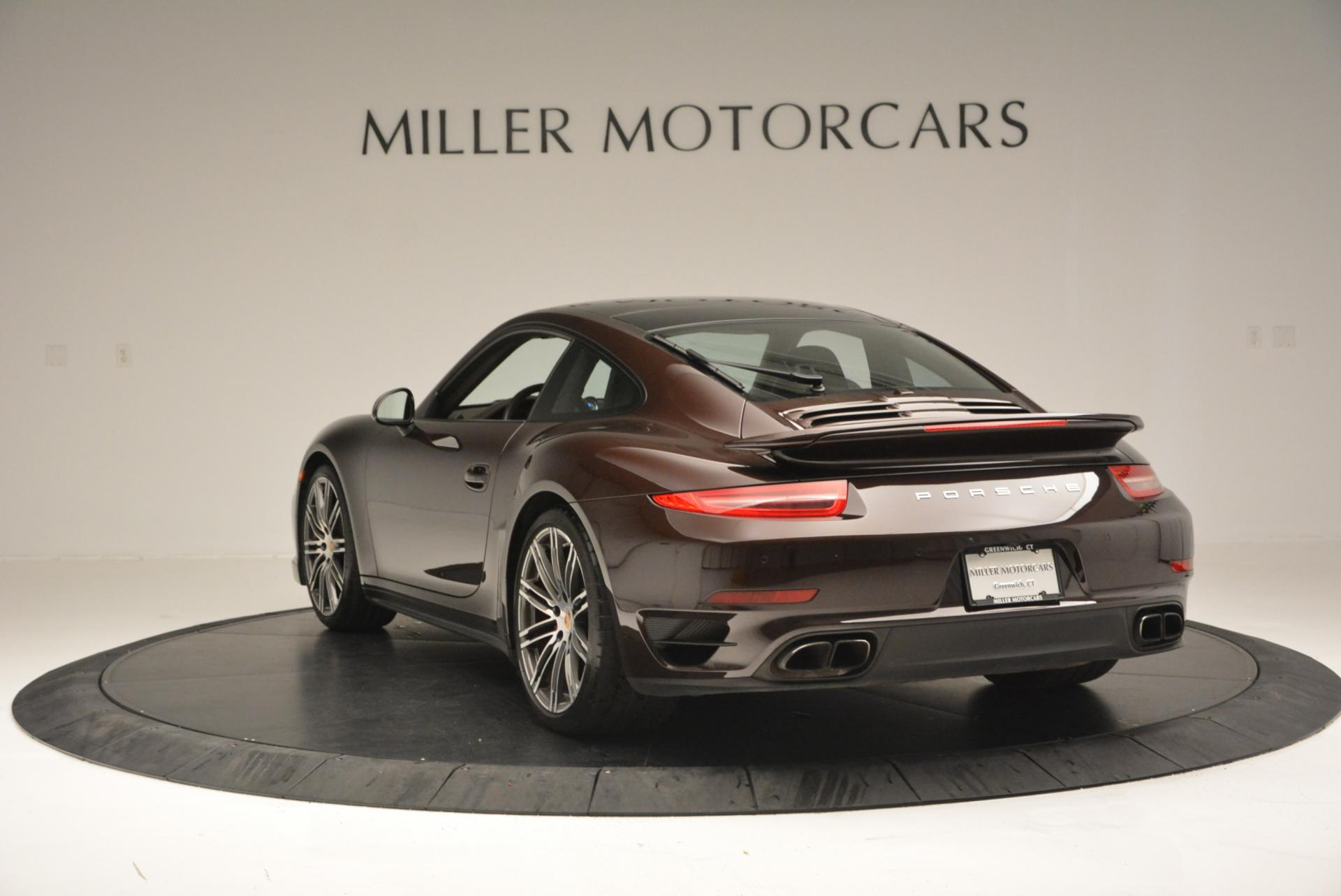 Used 2014 Porsche 911 Turbo For Sale In Westport, CT 111_p10