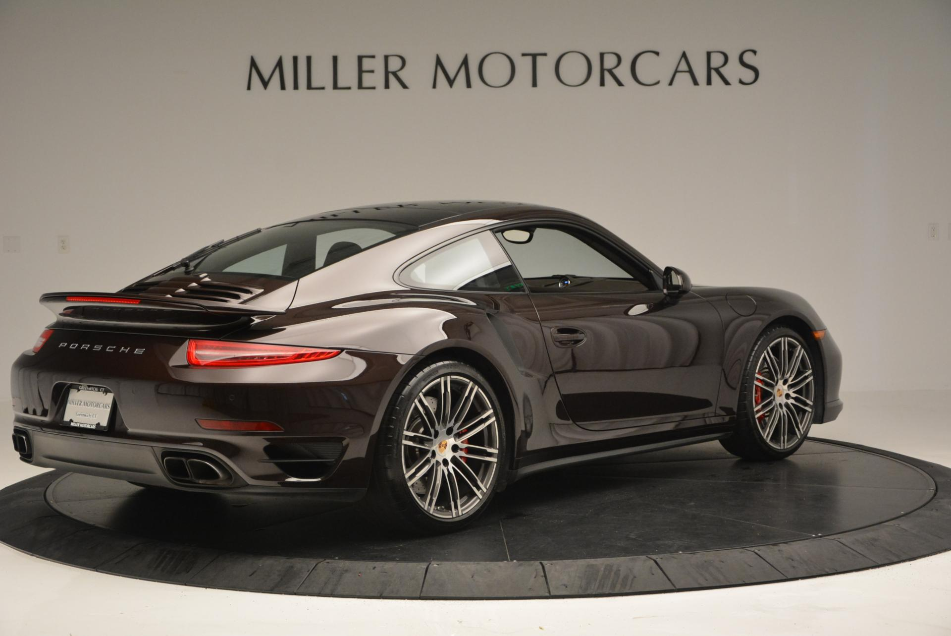 Used 2014 Porsche 911 Turbo For Sale In Westport, CT 111_p11