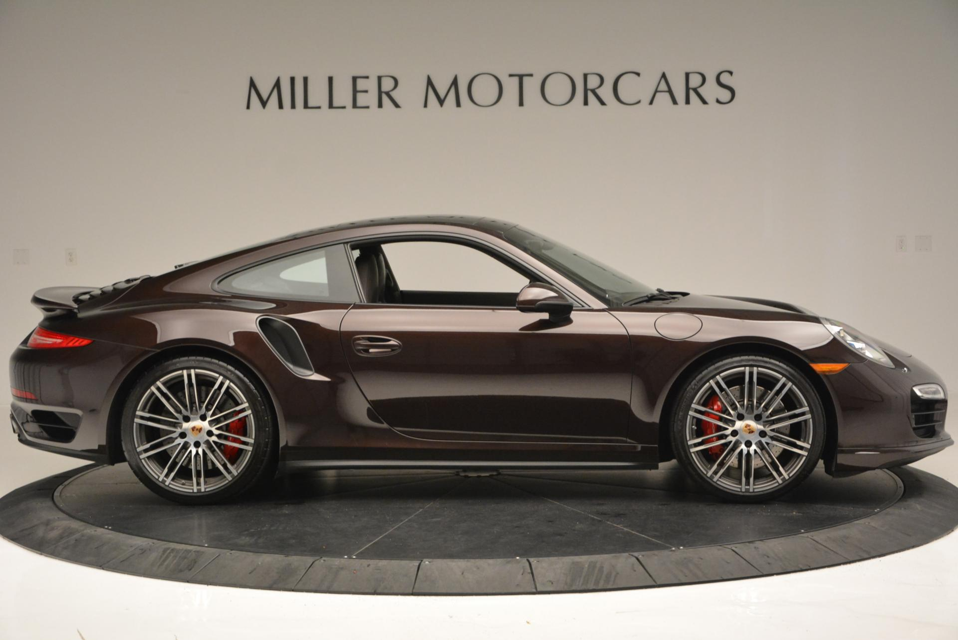 Used 2014 Porsche 911 Turbo For Sale In Westport, CT 111_p12
