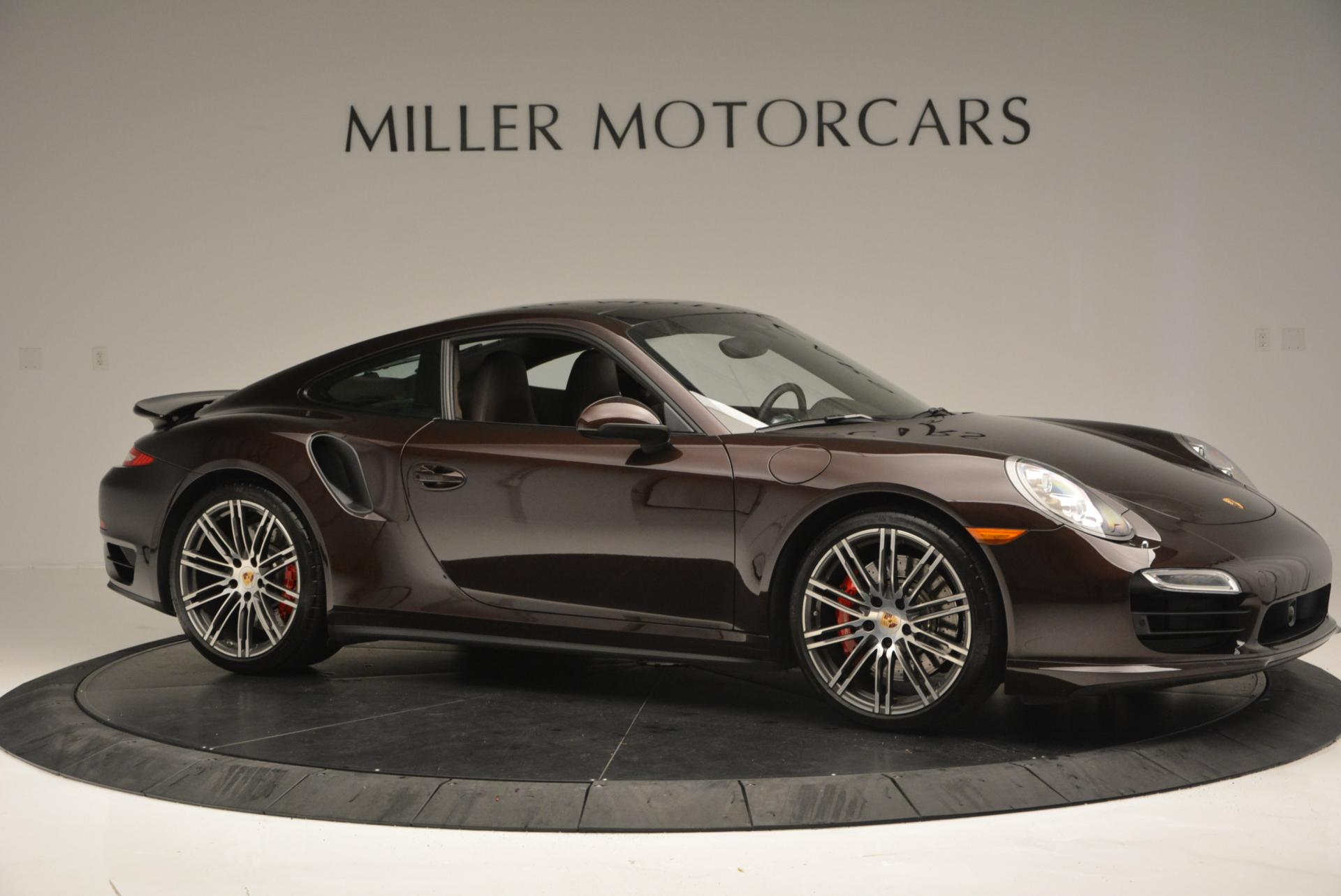 Used 2014 Porsche 911 Turbo For Sale In Westport, CT 111_p13