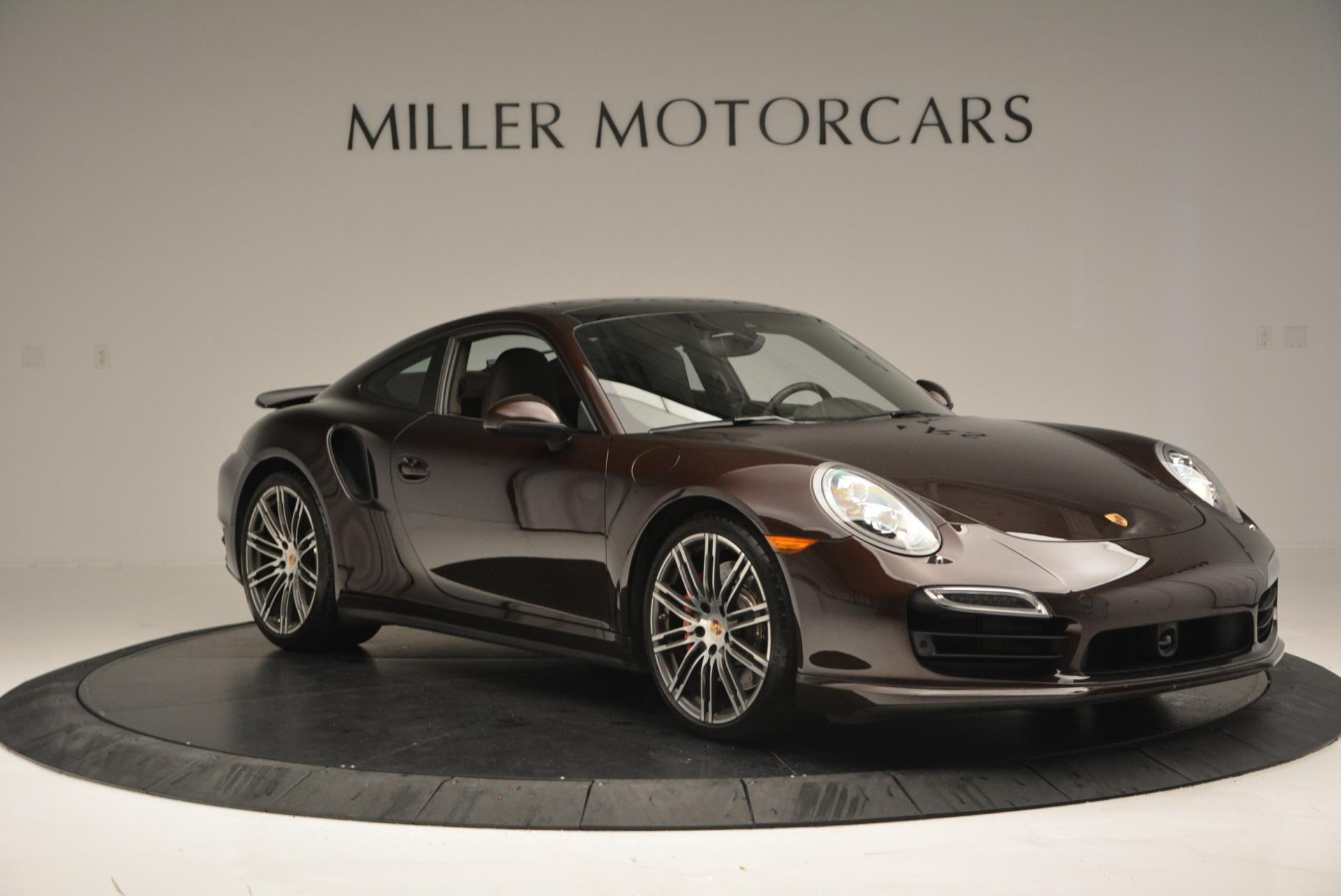 Used 2014 Porsche 911 Turbo For Sale In Westport, CT 111_p14
