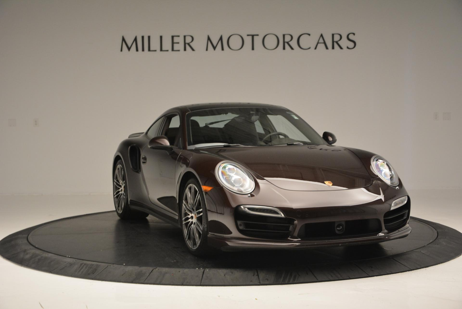 Used 2014 Porsche 911 Turbo For Sale In Westport, CT 111_p15