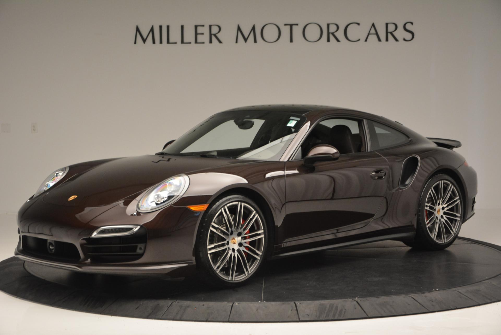 Used 2014 Porsche 911 Turbo For Sale In Westport, CT 111_p2