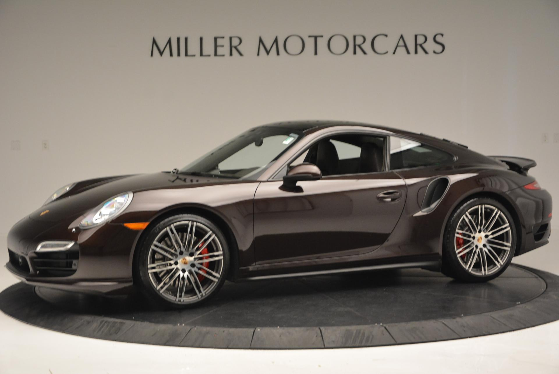 Used 2014 Porsche 911 Turbo For Sale In Westport, CT 111_p3