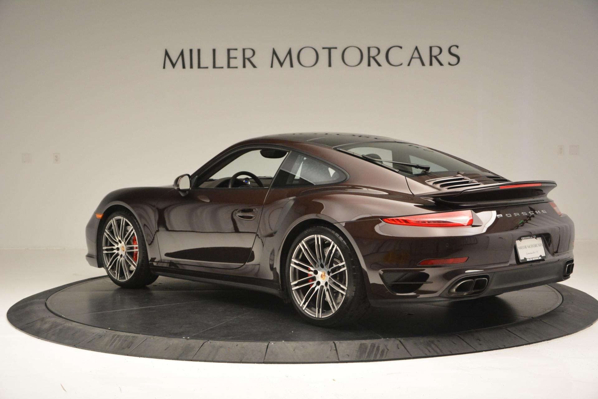 Used 2014 Porsche 911 Turbo For Sale In Westport, CT 111_p5