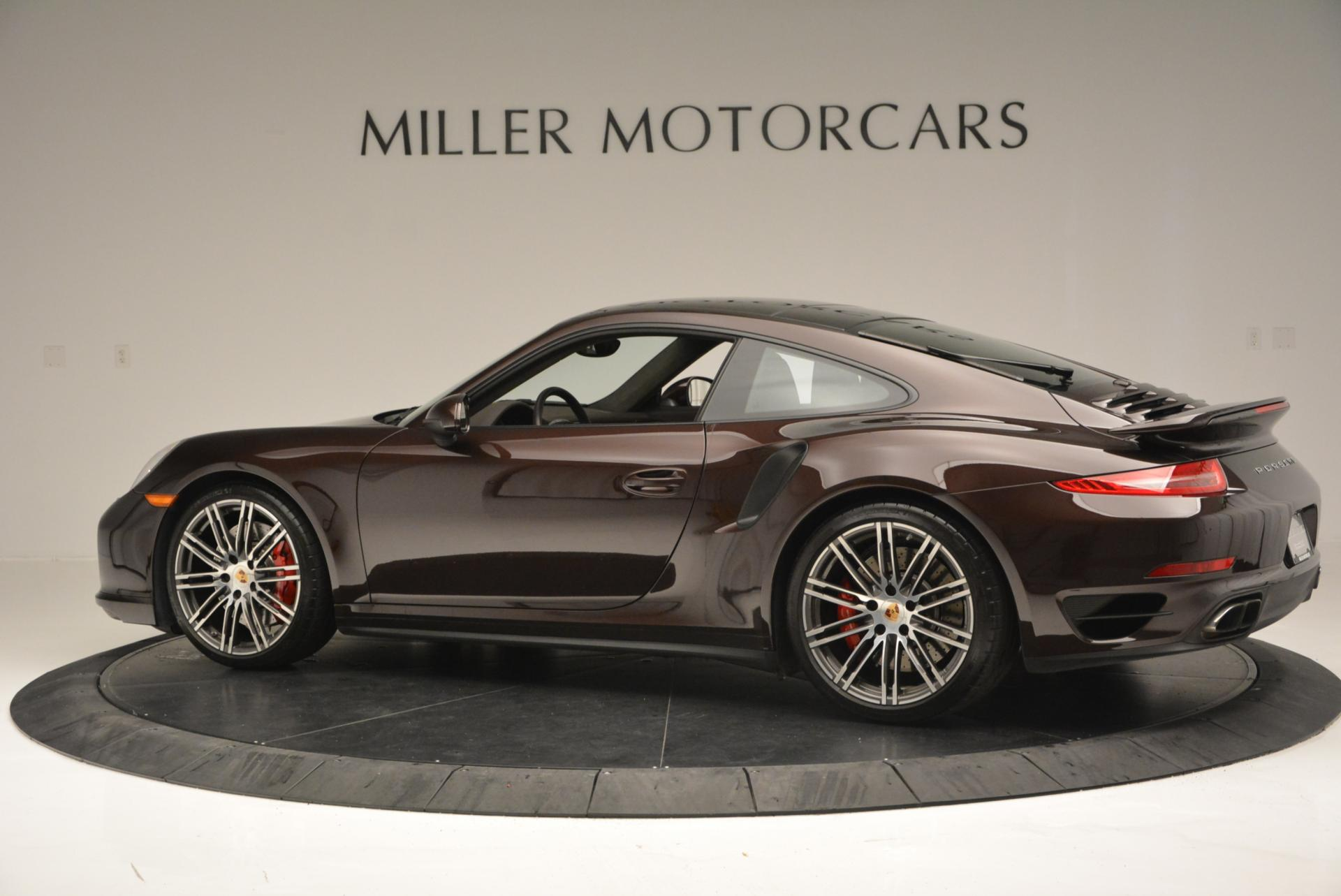 Used 2014 Porsche 911 Turbo For Sale In Westport, CT 111_p6