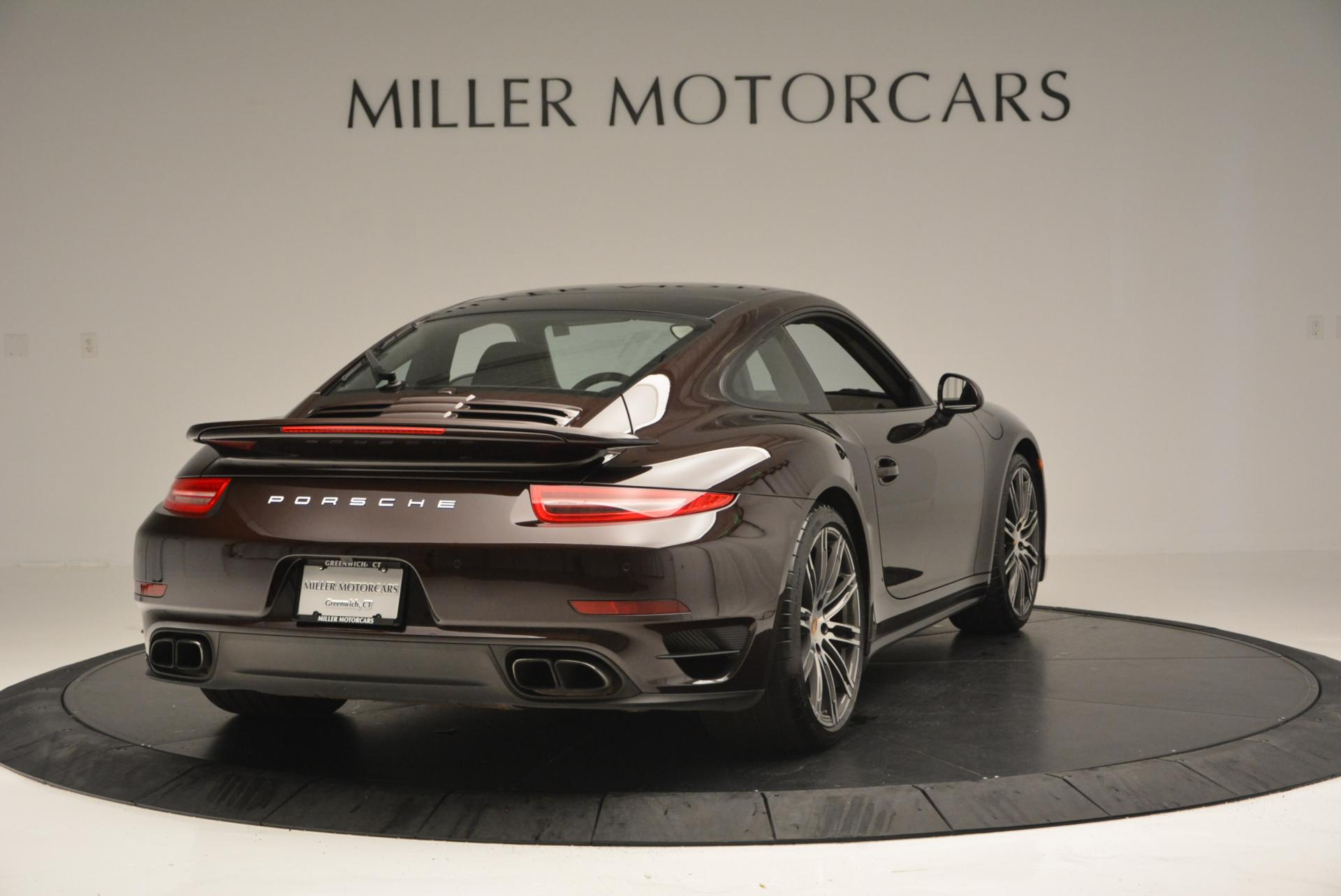 Used 2014 Porsche 911 Turbo For Sale In Westport, CT 111_p9