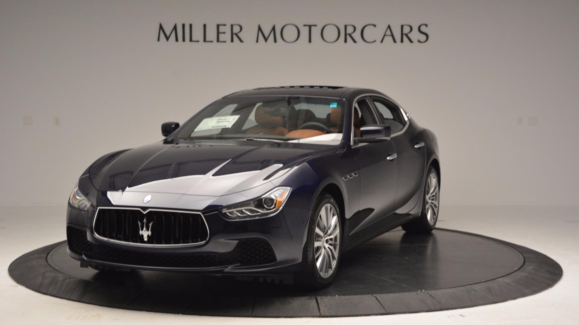 New 2017 Maserati Ghibli S Q4 For Sale In Westport, CT 1110_main