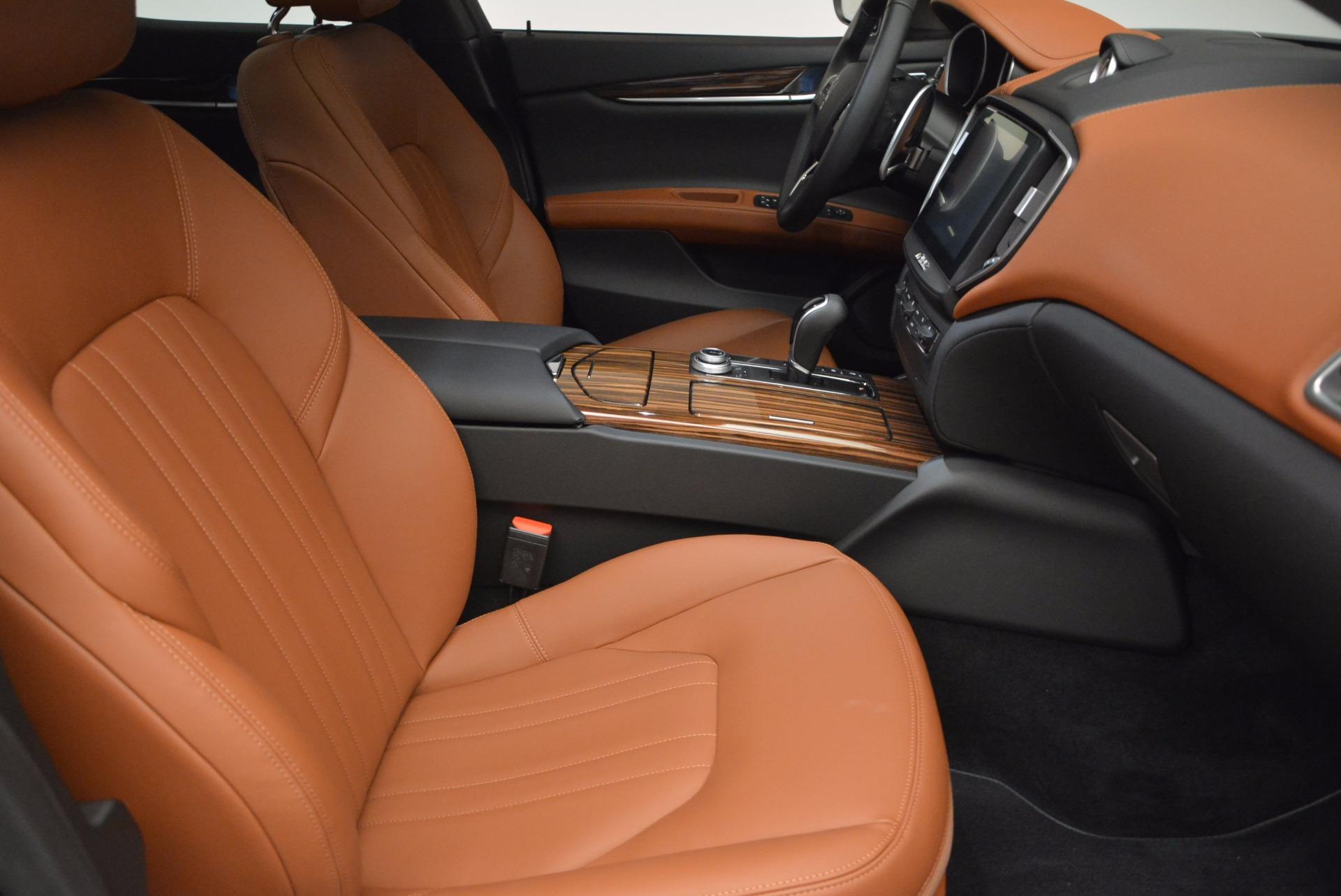 New 2017 Maserati Ghibli S Q4 For Sale In Westport, CT 1110_p18
