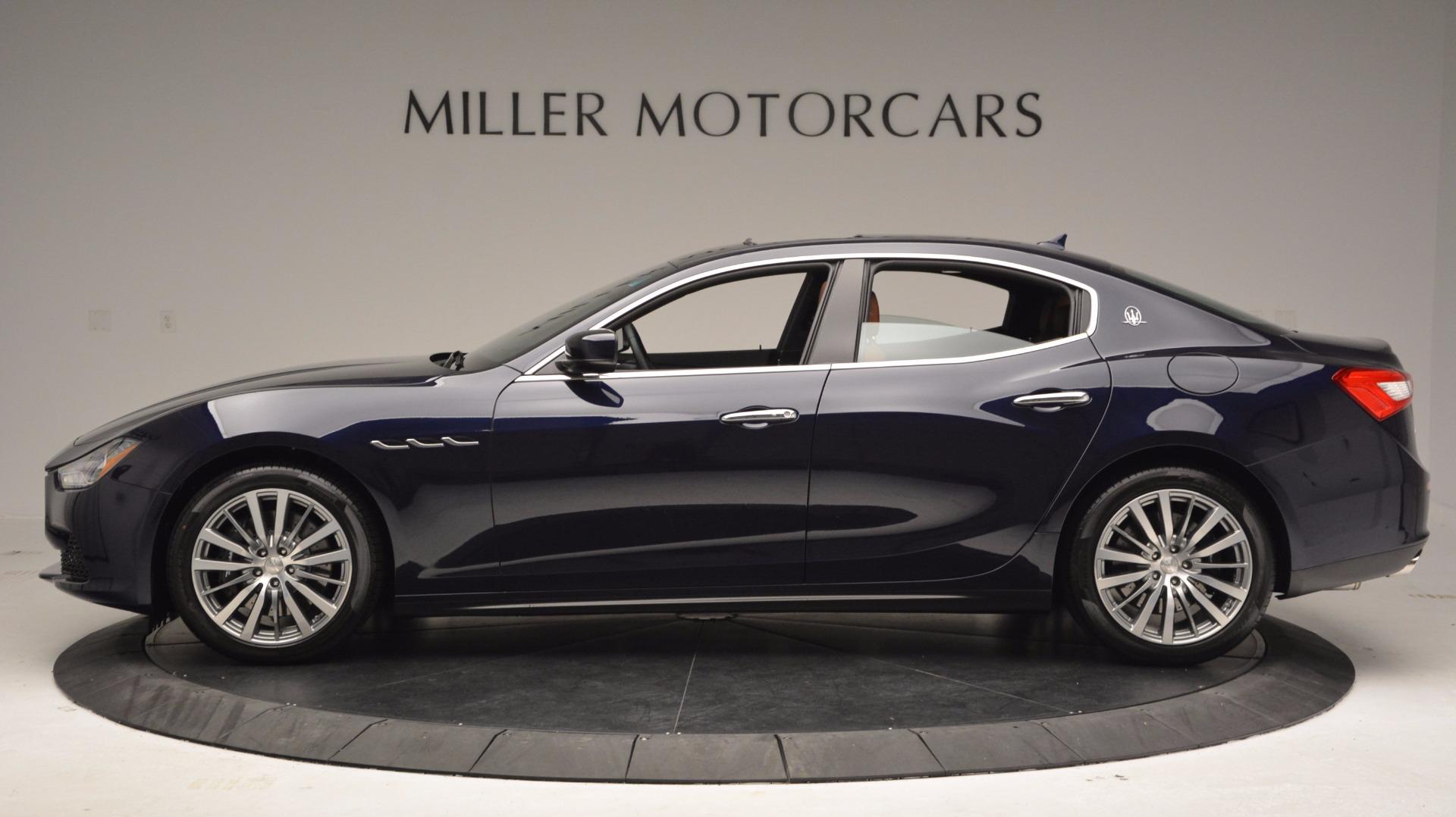 New 2017 Maserati Ghibli S Q4 For Sale In Westport, CT 1110_p3