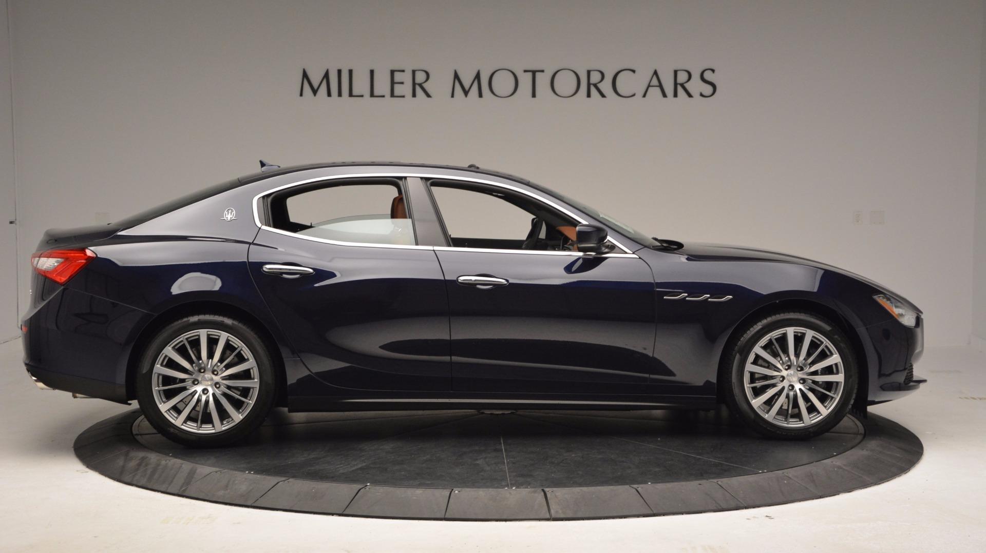 New 2017 Maserati Ghibli S Q4 For Sale In Westport, CT 1110_p9