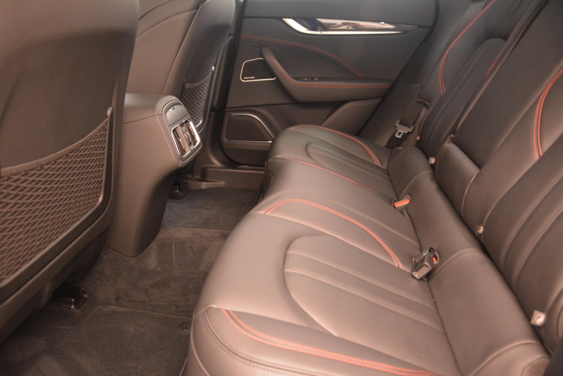 Used 2017 Maserati Levante S For Sale In Westport, CT 1112_p18