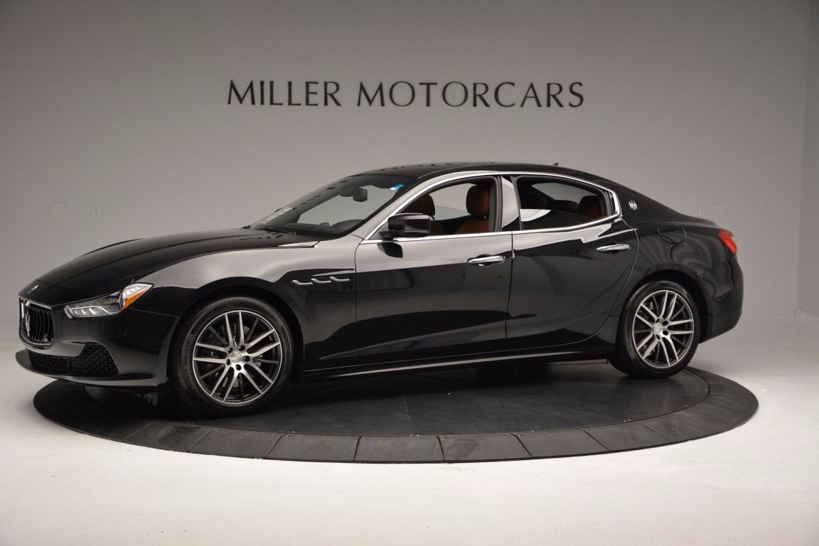 New 2017 Maserati Ghibli S Q4 For Sale In Westport, CT 1113_p2