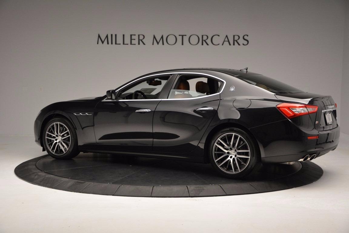 New 2017 Maserati Ghibli S Q4 For Sale In Westport, CT 1113_p4