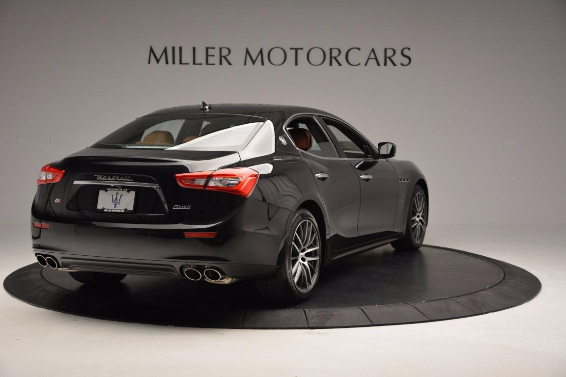 New 2017 Maserati Ghibli S Q4 For Sale In Westport, CT 1113_p6