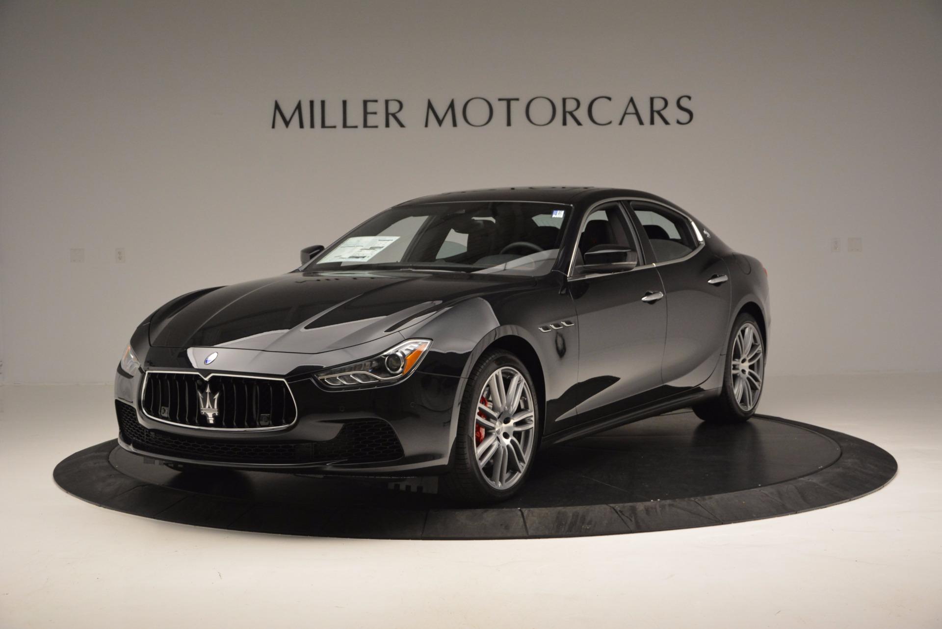 New 2017 Maserati Ghibli S Q4 For Sale In Westport, CT 1114_main