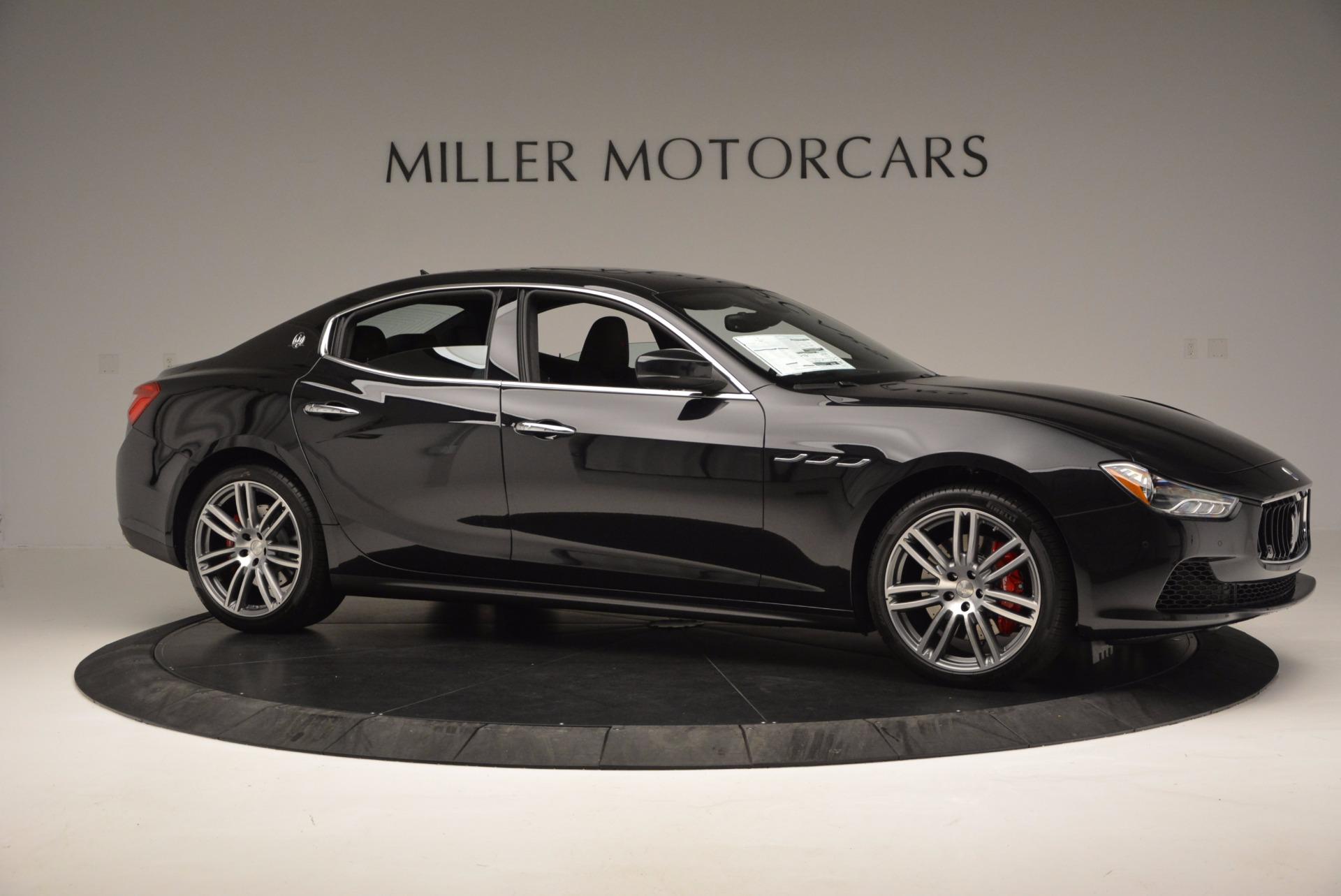 New 2017 Maserati Ghibli S Q4 For Sale In Westport, CT 1114_p10