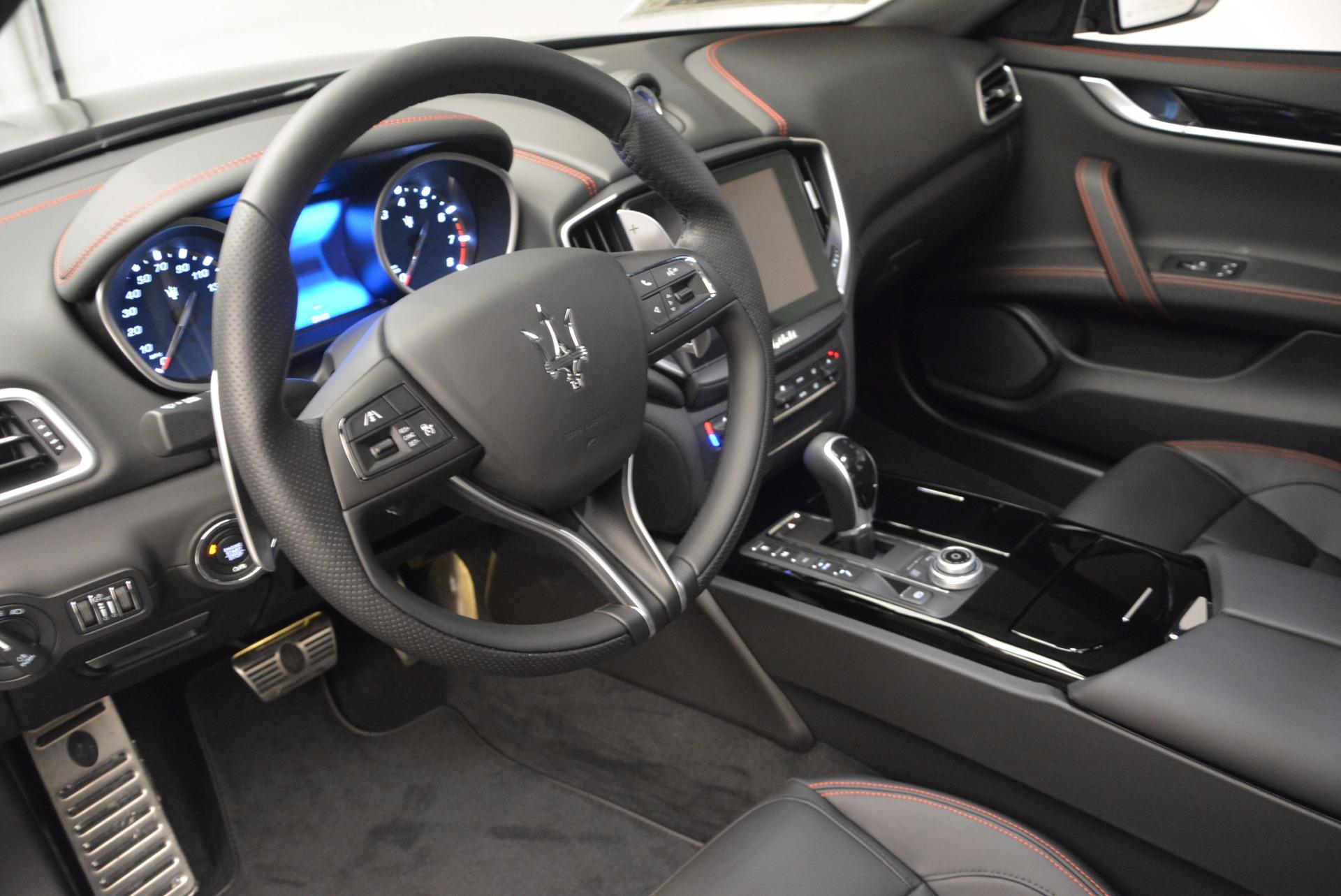 New 2017 Maserati Ghibli S Q4 For Sale In Westport, CT 1114_p13